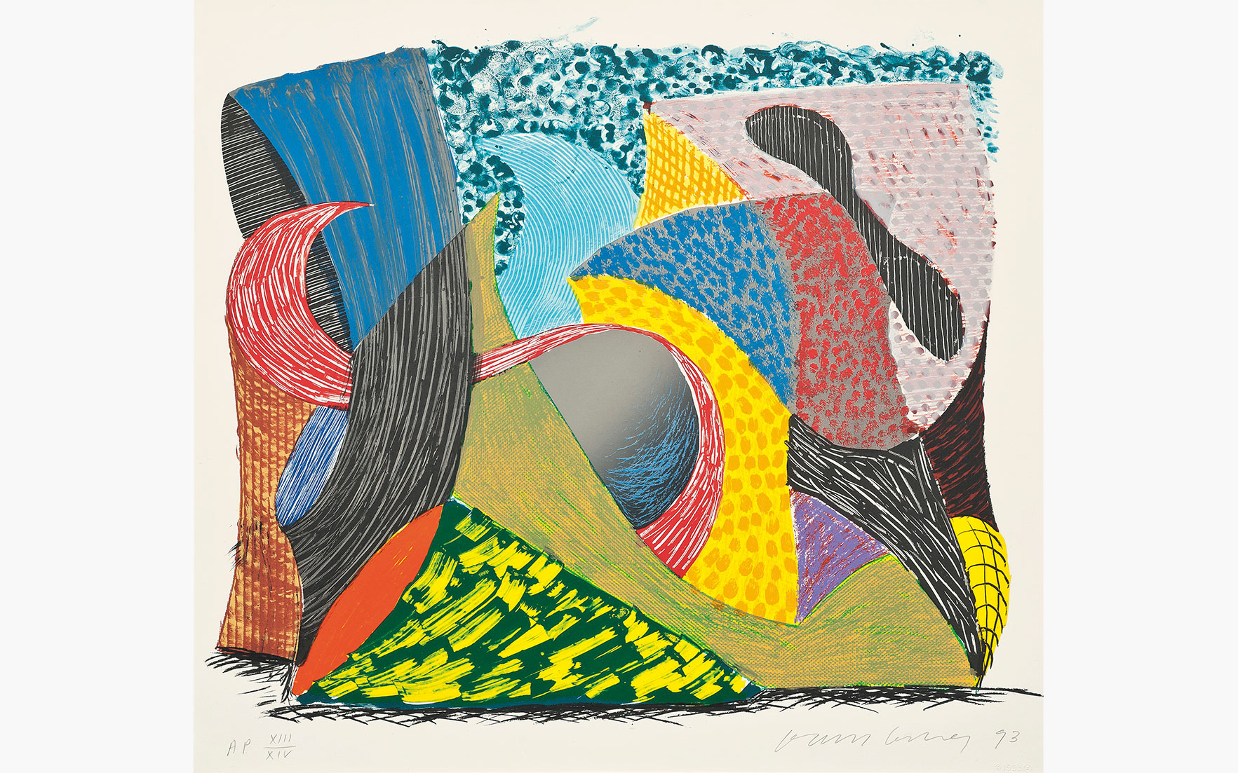 Prints by Picasso, Hockney and Bacon for under £10,000 | Christie's