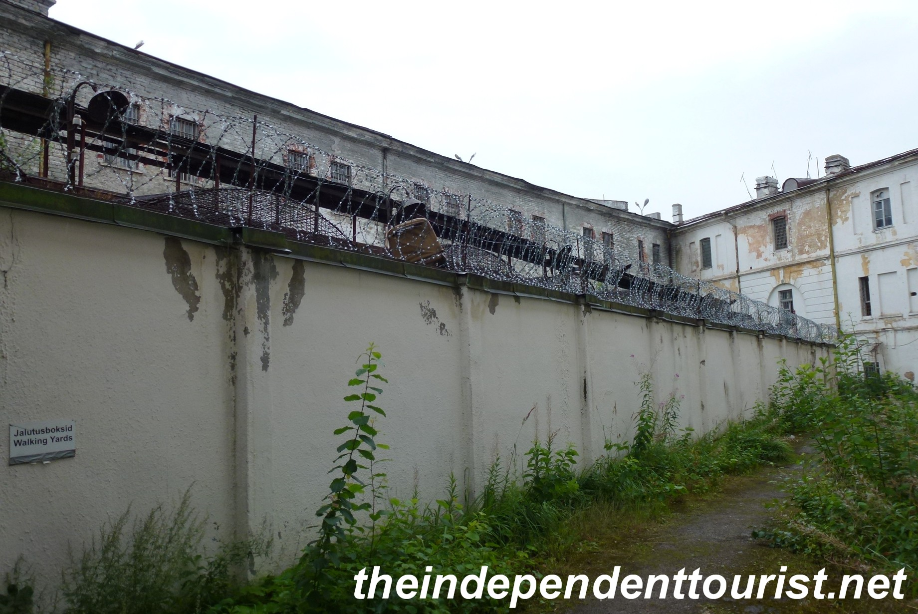 Patarei Prison   The Independent Tourist