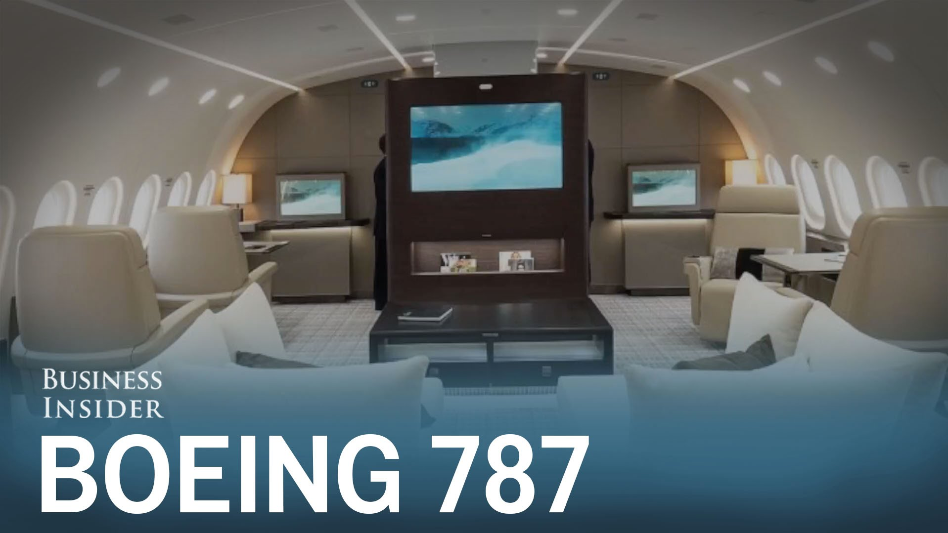 This $300 million Boeing 787 is unlike any private jet you have ever ...