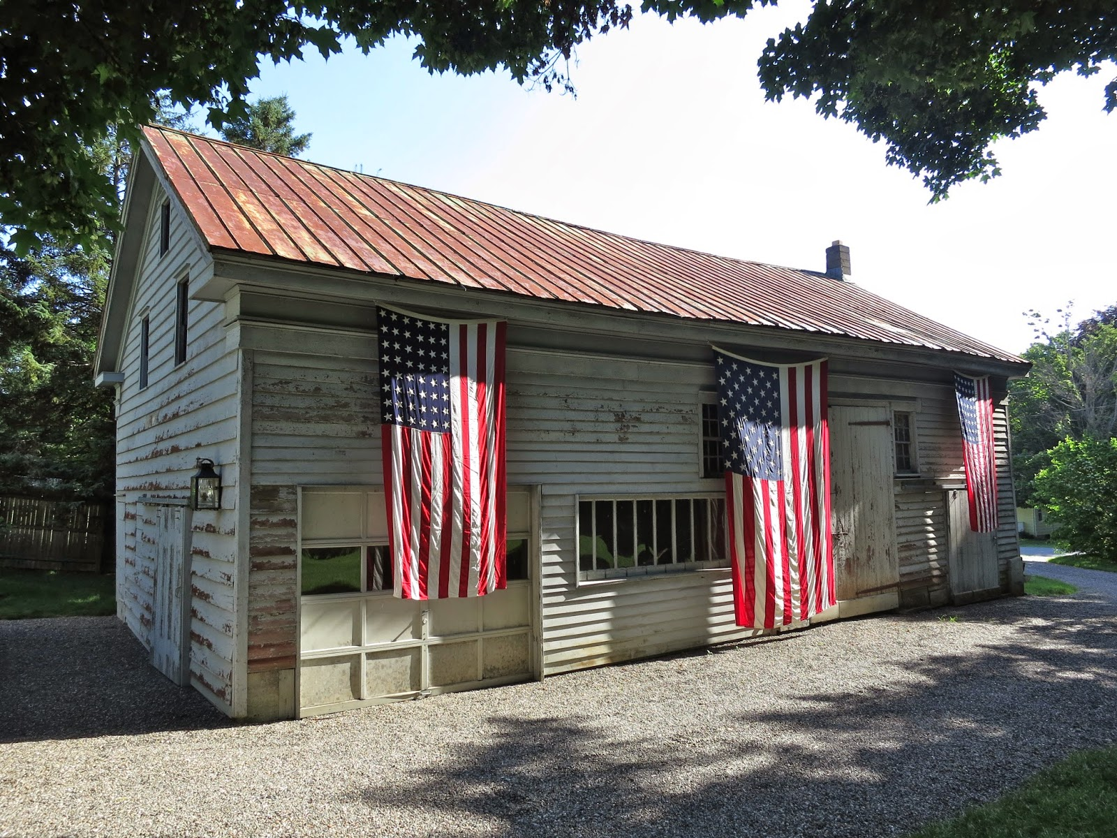 Reggie Darling: The Old Gray Barn Is Getting a Facelift