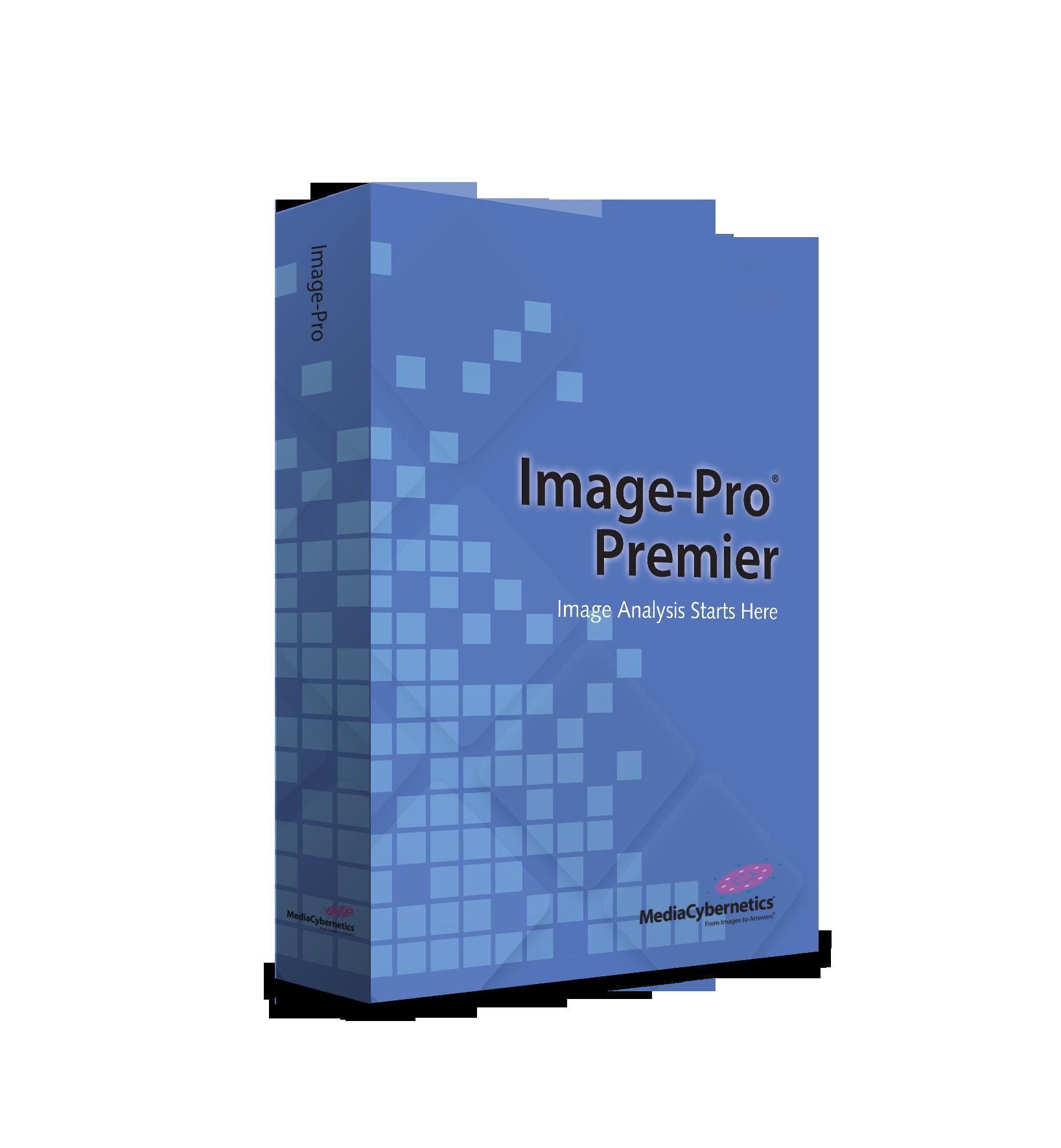 Image-Pro Premier Image Analysis Software