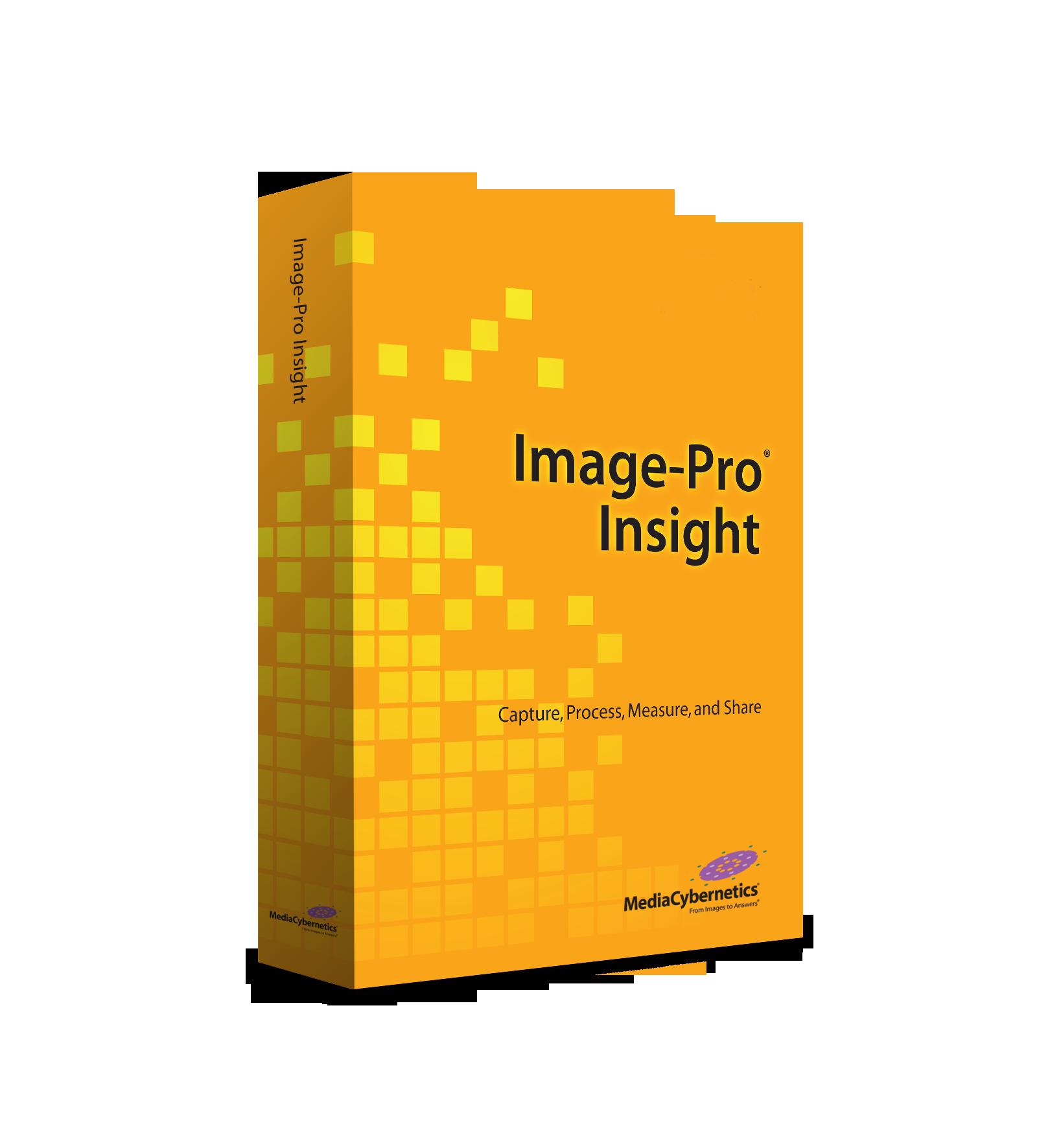 Image-Pro Insight Image Analysis Software