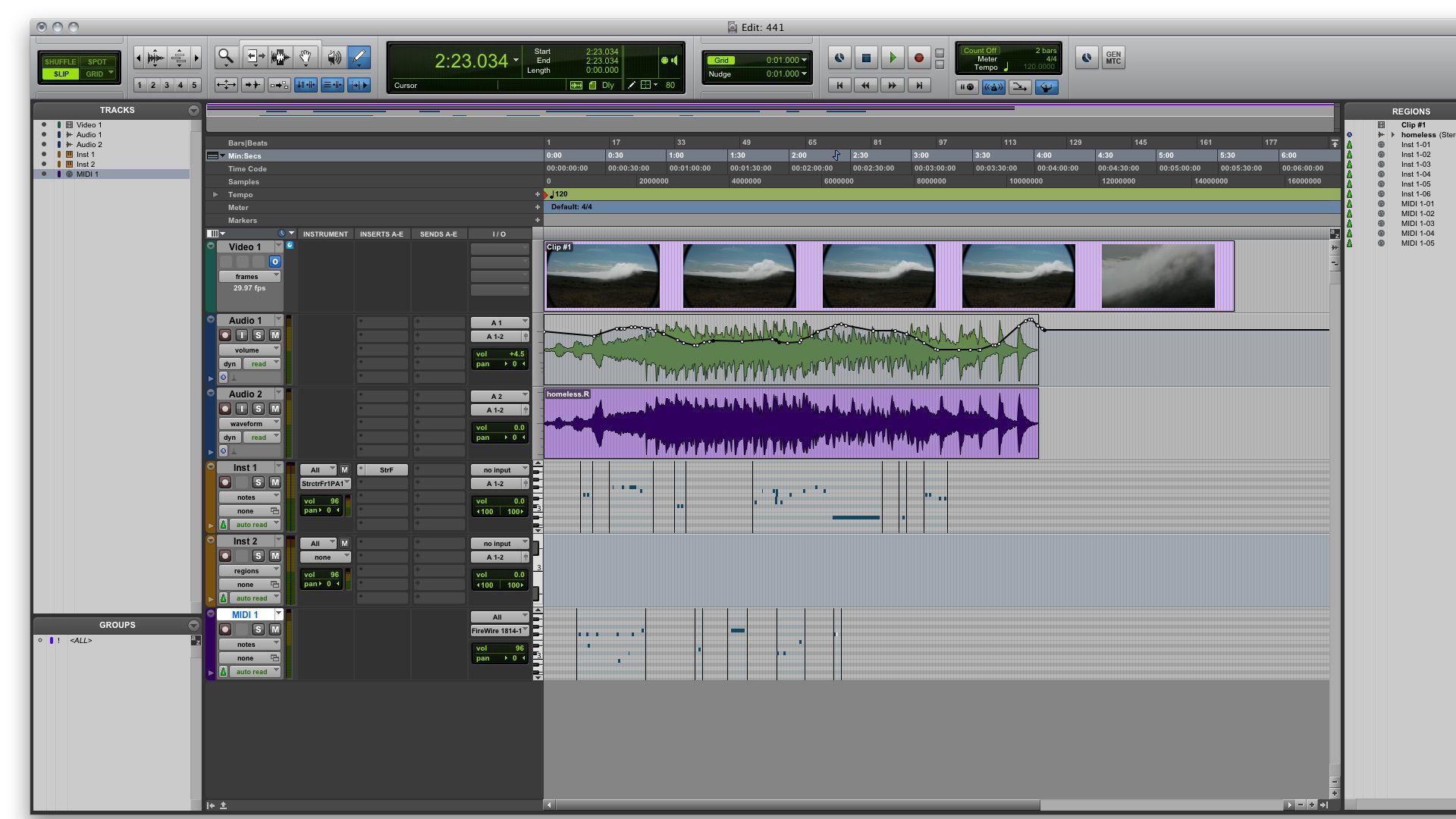 Logic 9 vs Pro Tools 9 : Ask.Audio