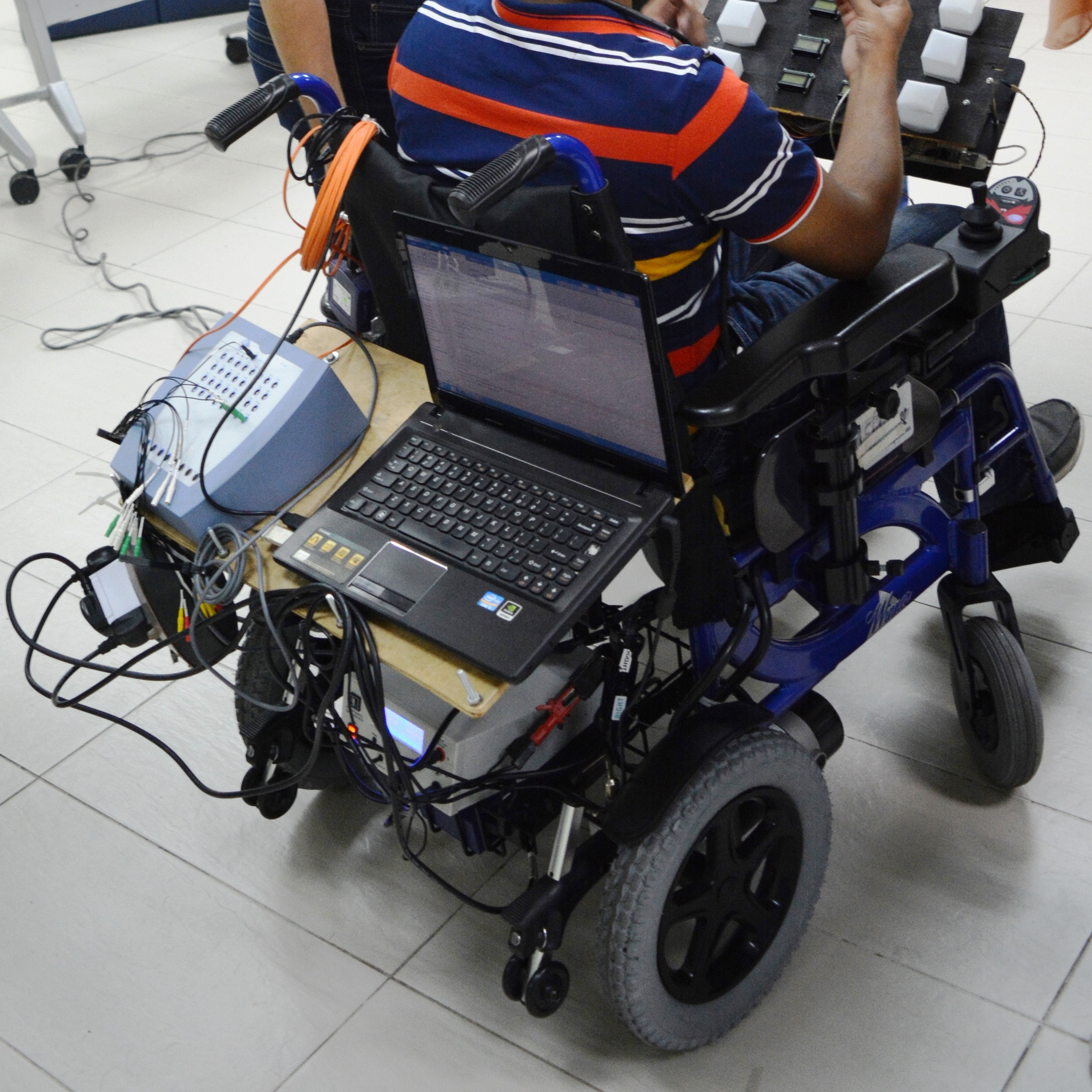 Project wheelchair photo