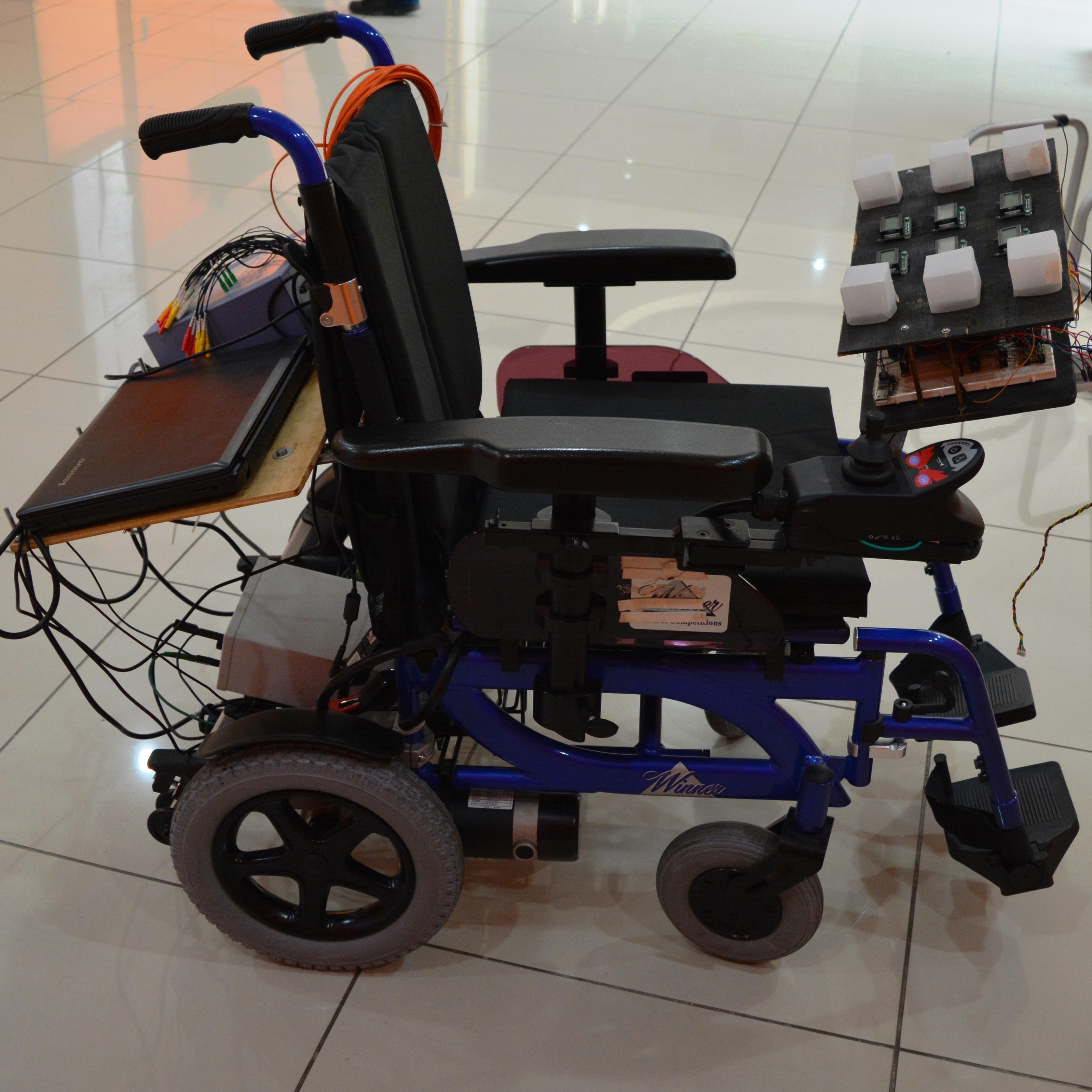 Brain Operated Wheelchair - CRAE TECH