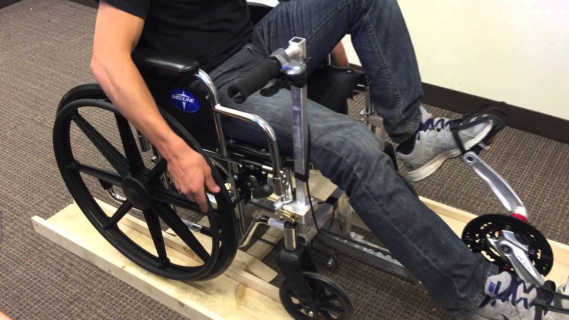 Free photo: Project Wheelchair - Accessibility, Brunette ...