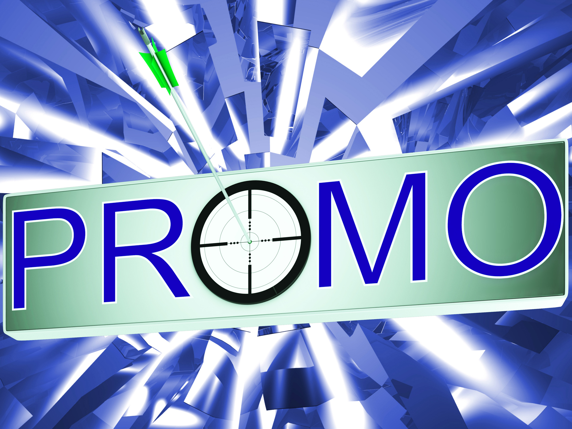 Promo shows promotion discount sale photo