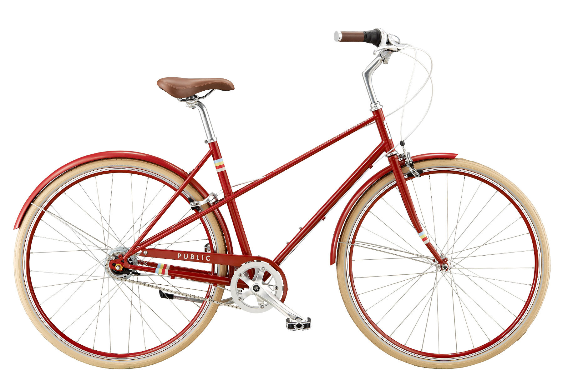 Shop PUBLIC M8i Mixte Commuter Bike from PUBLIC Bikes