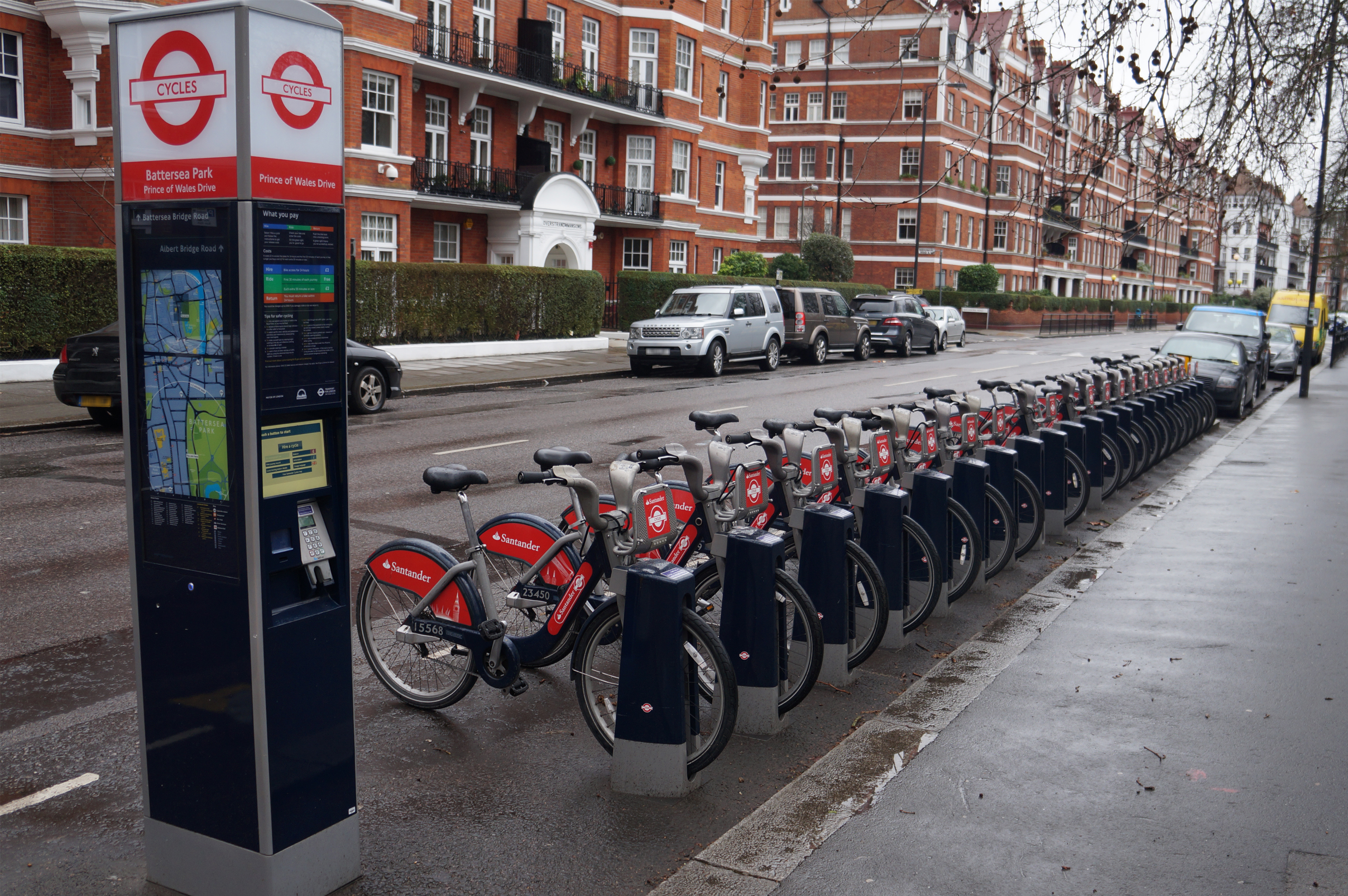 Who is using public bike schemes? - News - The ACT