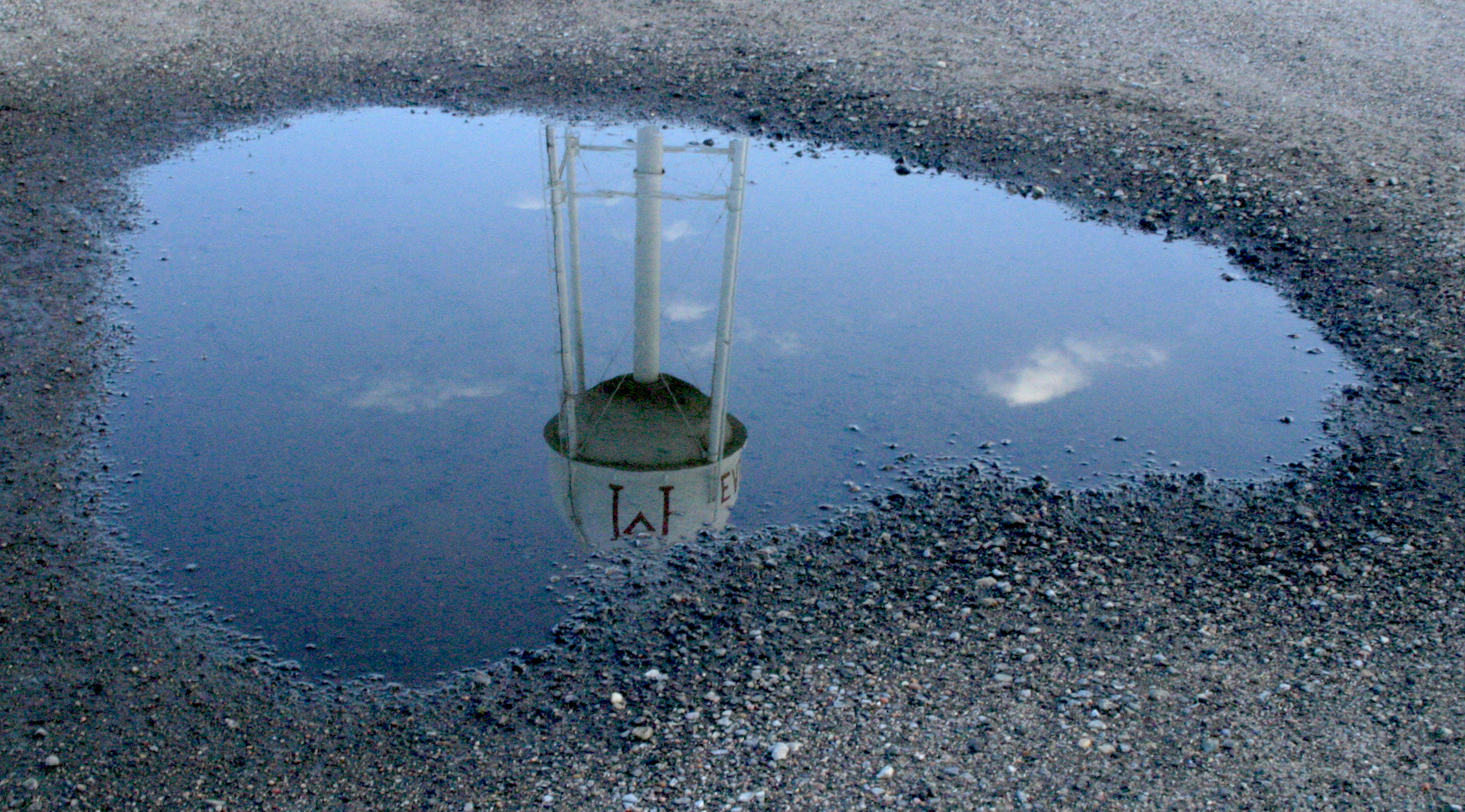 Creating a puddle and wet terrain around | Forums | SideFX