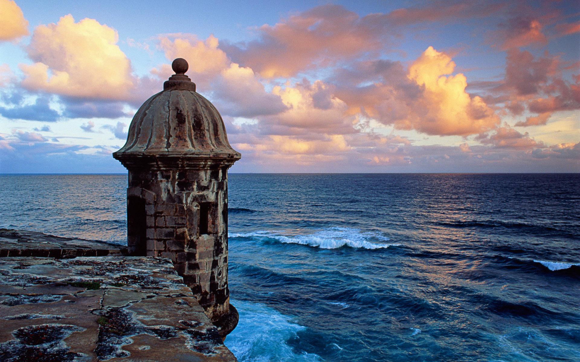 Puerto rican sights photo