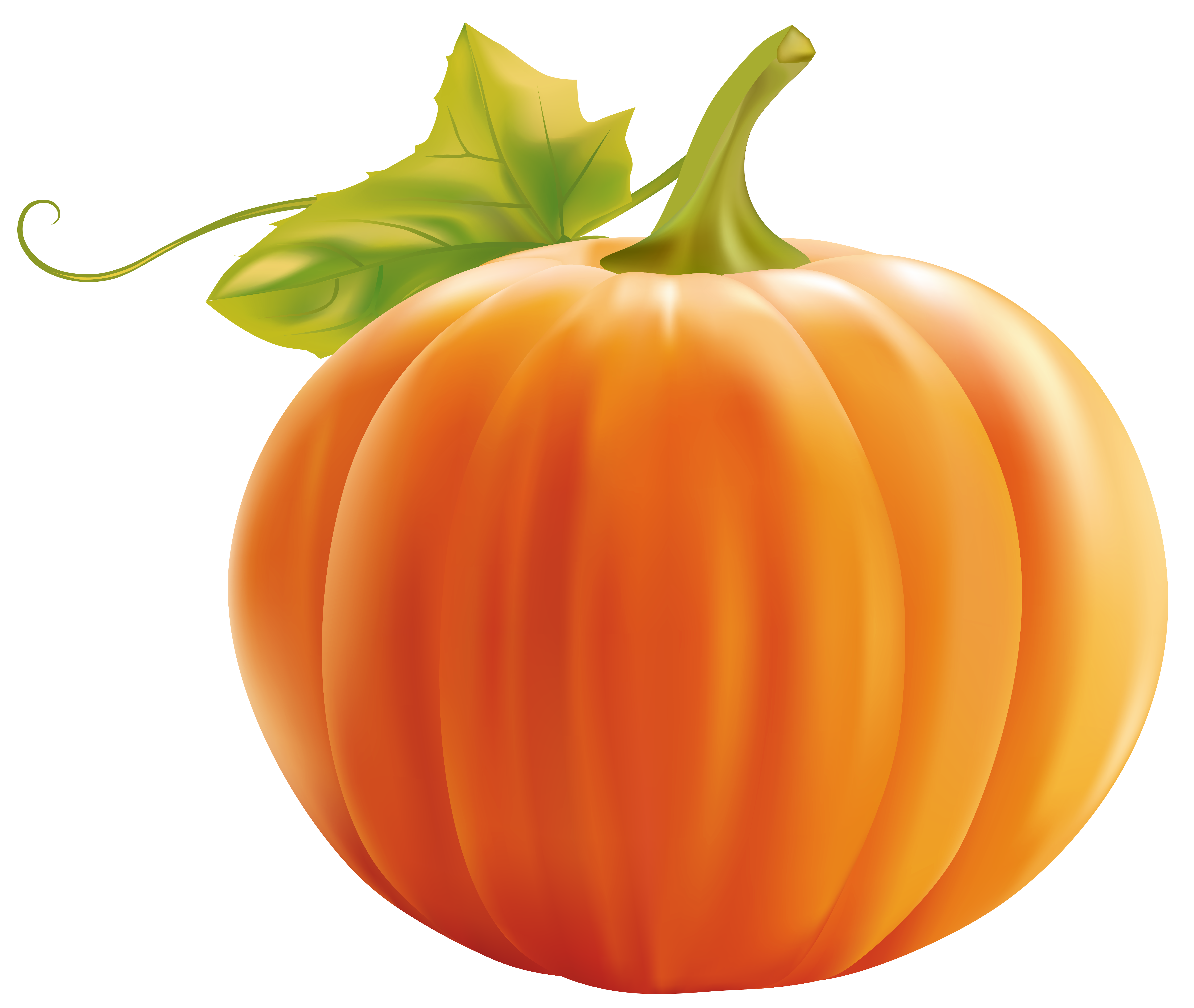 Pumpkin PNG Clipart Image | Gallery Yopriceville - High-Quality ...