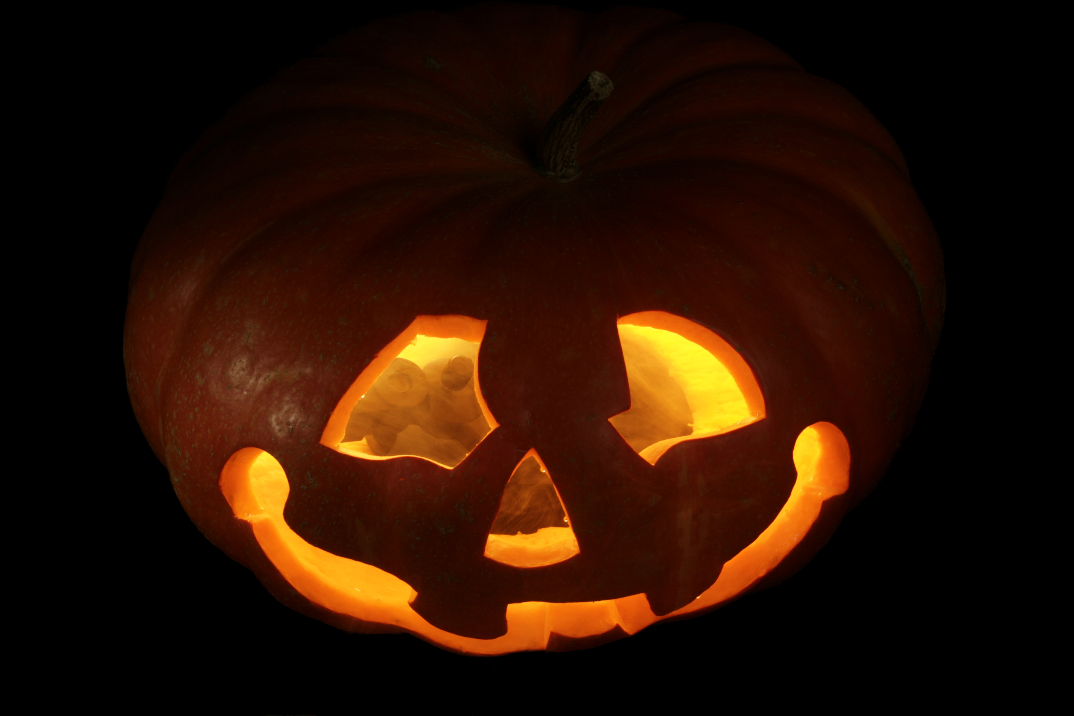 pumpkin, Autumn, Vegetable, Traditional, Spooky, HQ Photo