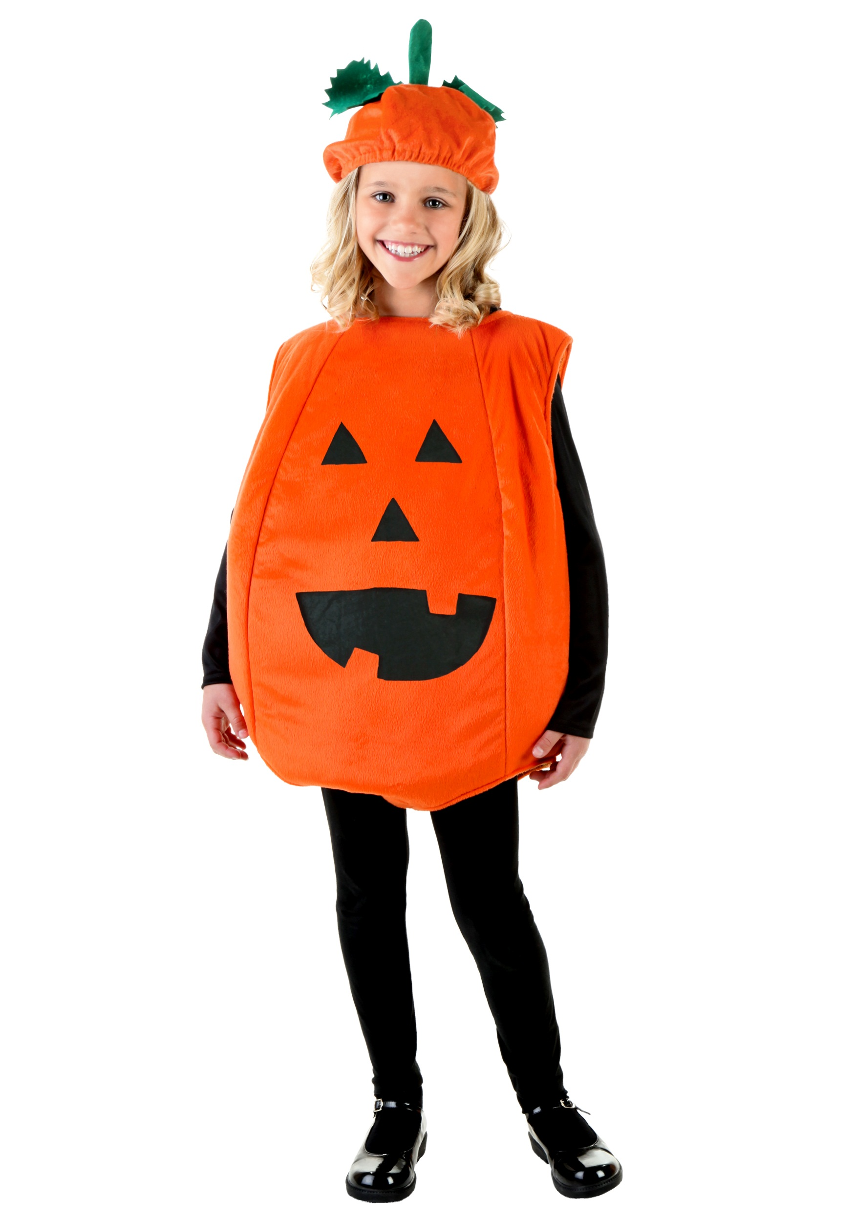 Pumpkin costume photo