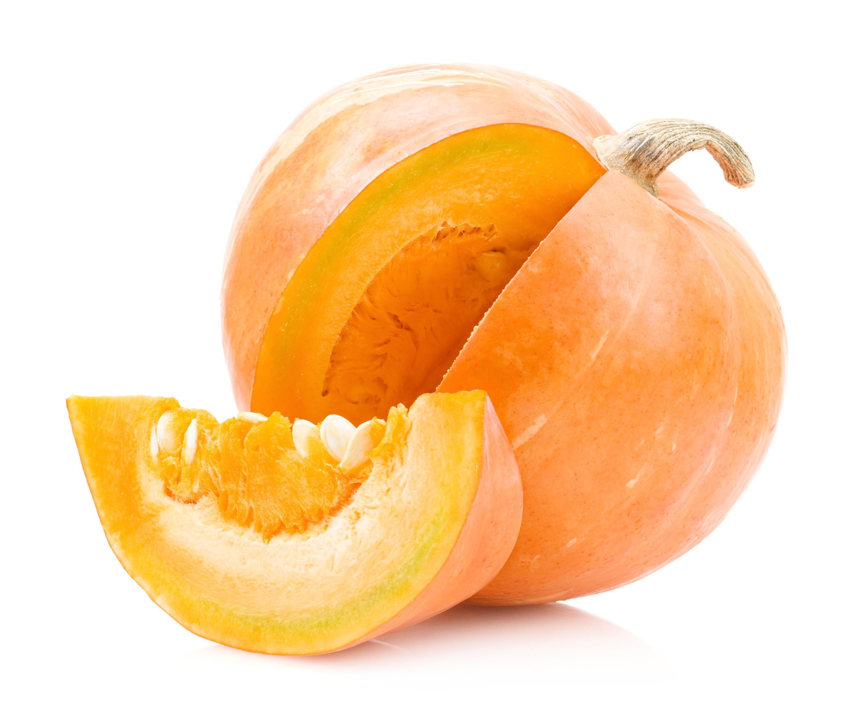 Pumpkin on white, Agriculture, Seasonal, One, Orange, HQ Photo