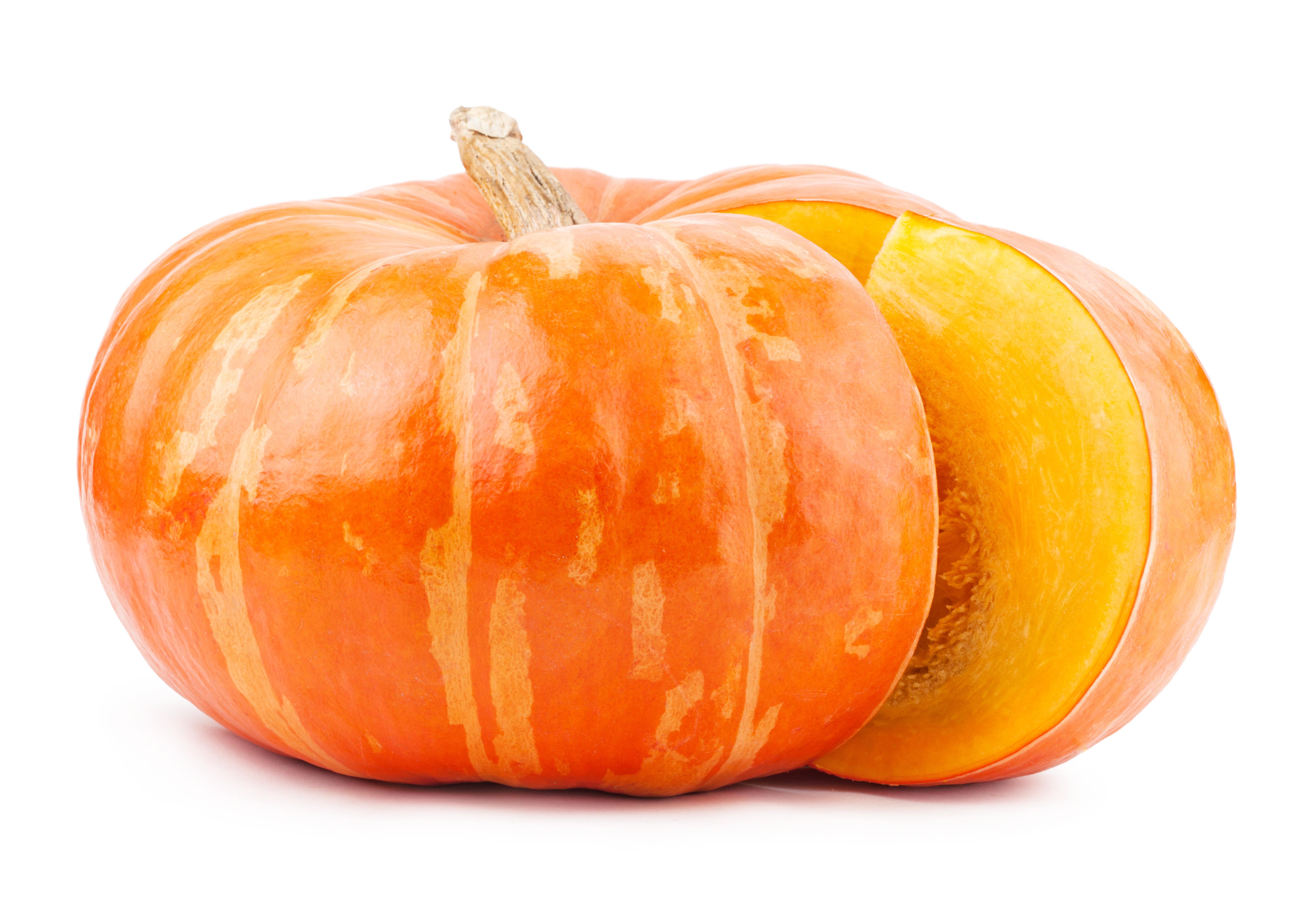Pumpkin on white, Raw, Ripe, Season, Pumpkin, HQ Photo