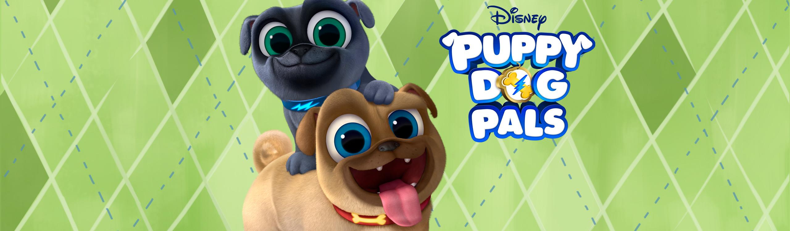 Puppy Dog Pals   Disney Junior Channel