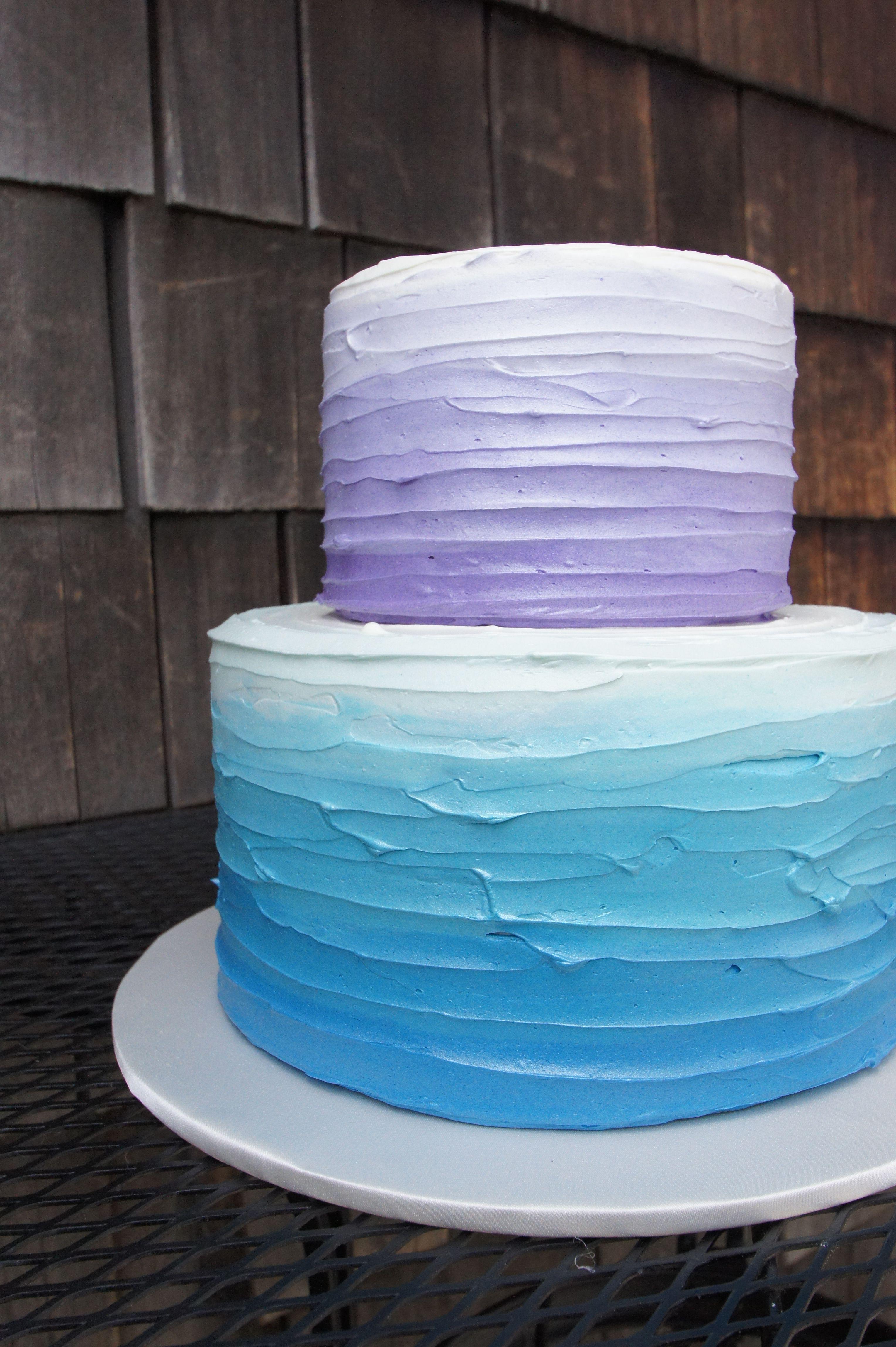 Purple icing texture photo