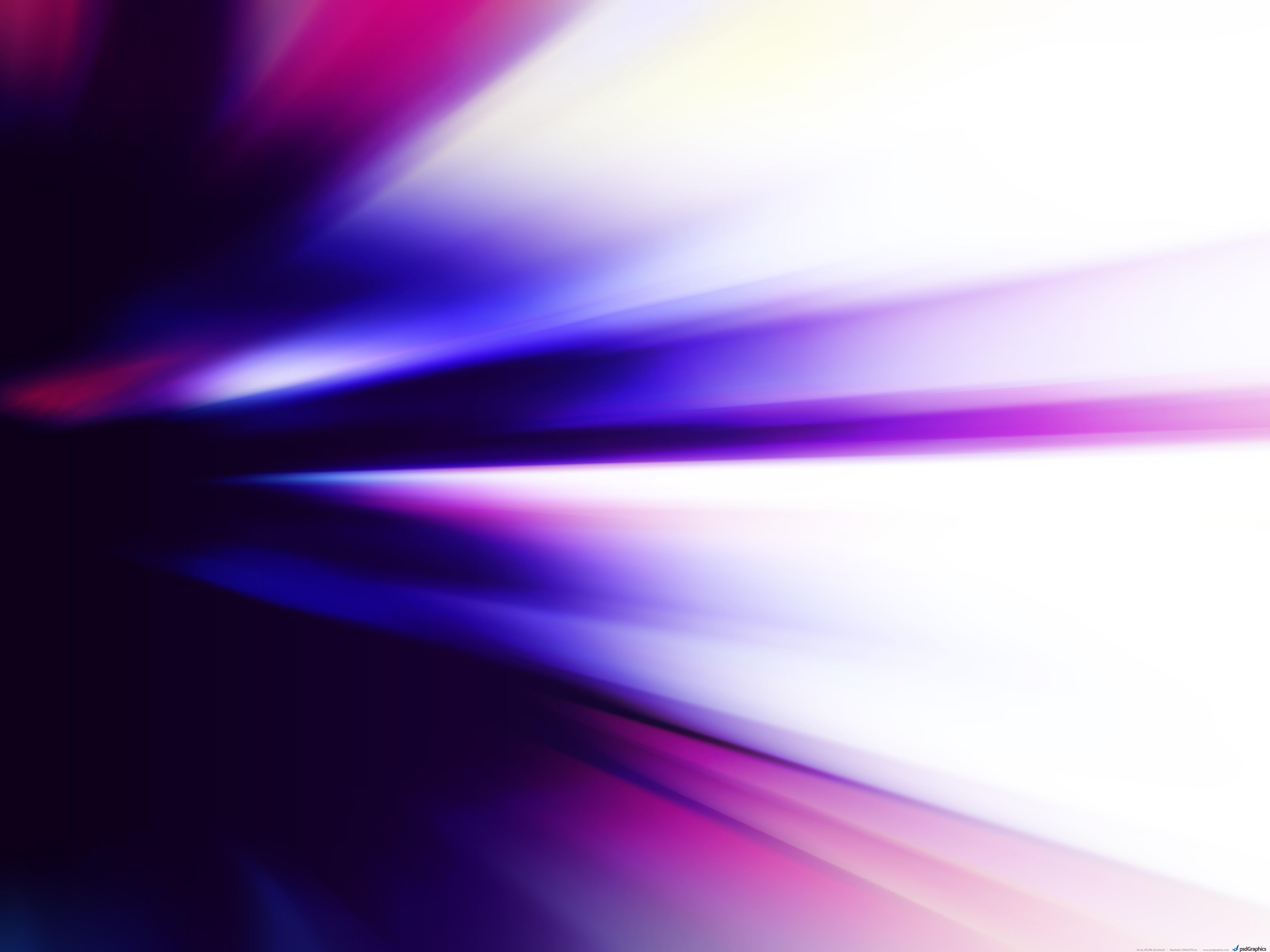 Purple motion blur photo