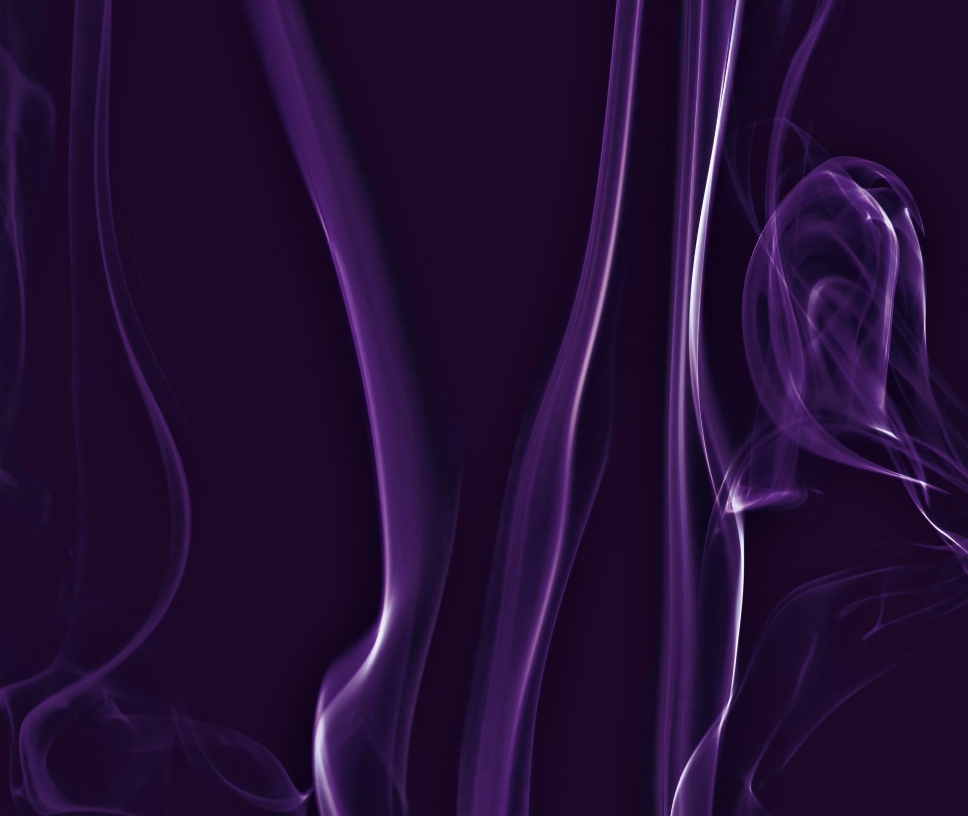 Purple smoke photo