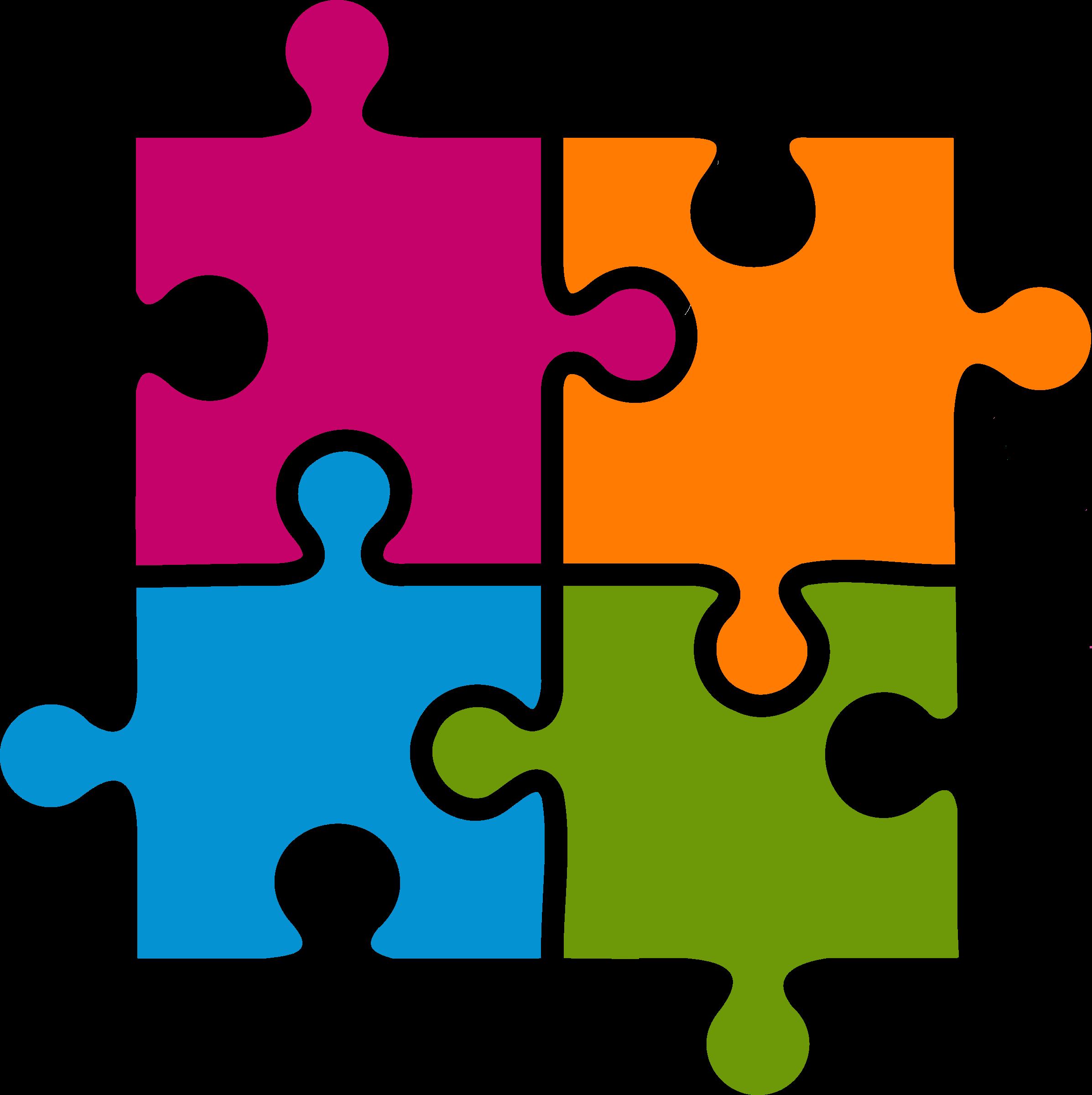 Clipart - puzzle