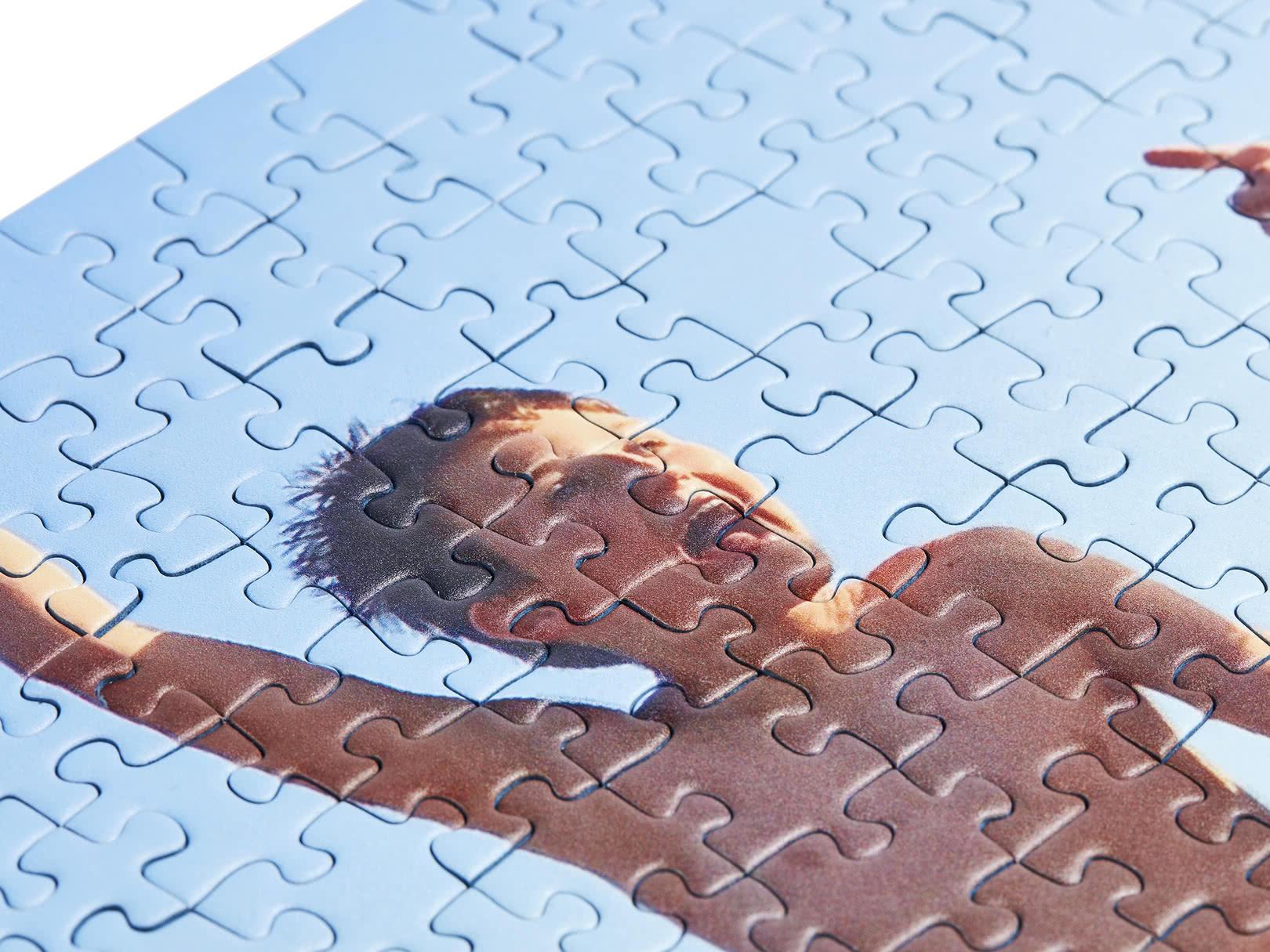 Photo Jigsaws - Personalised Puzzles - Photobox