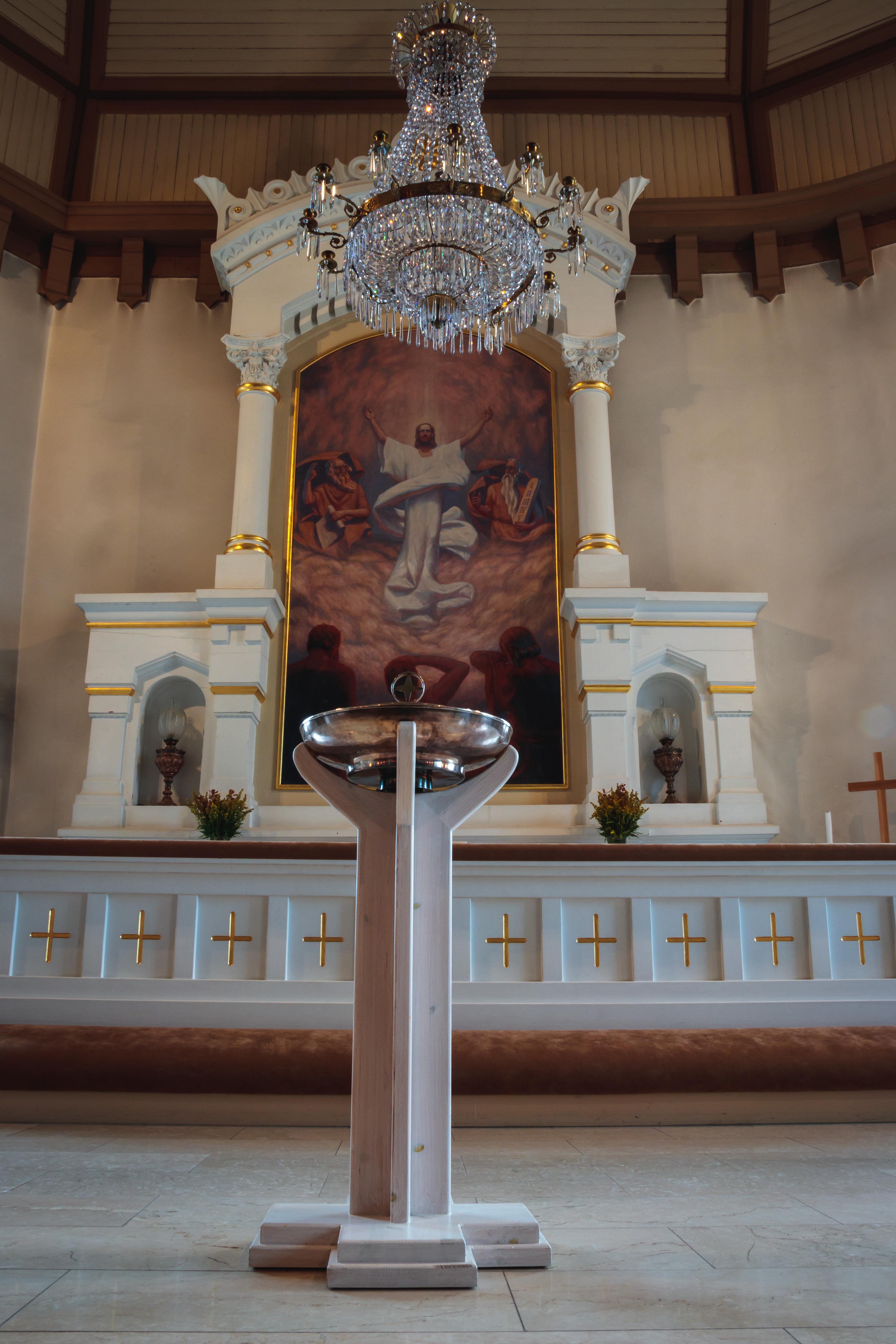 Pyhän jaakon kirkko, renko, finland photo