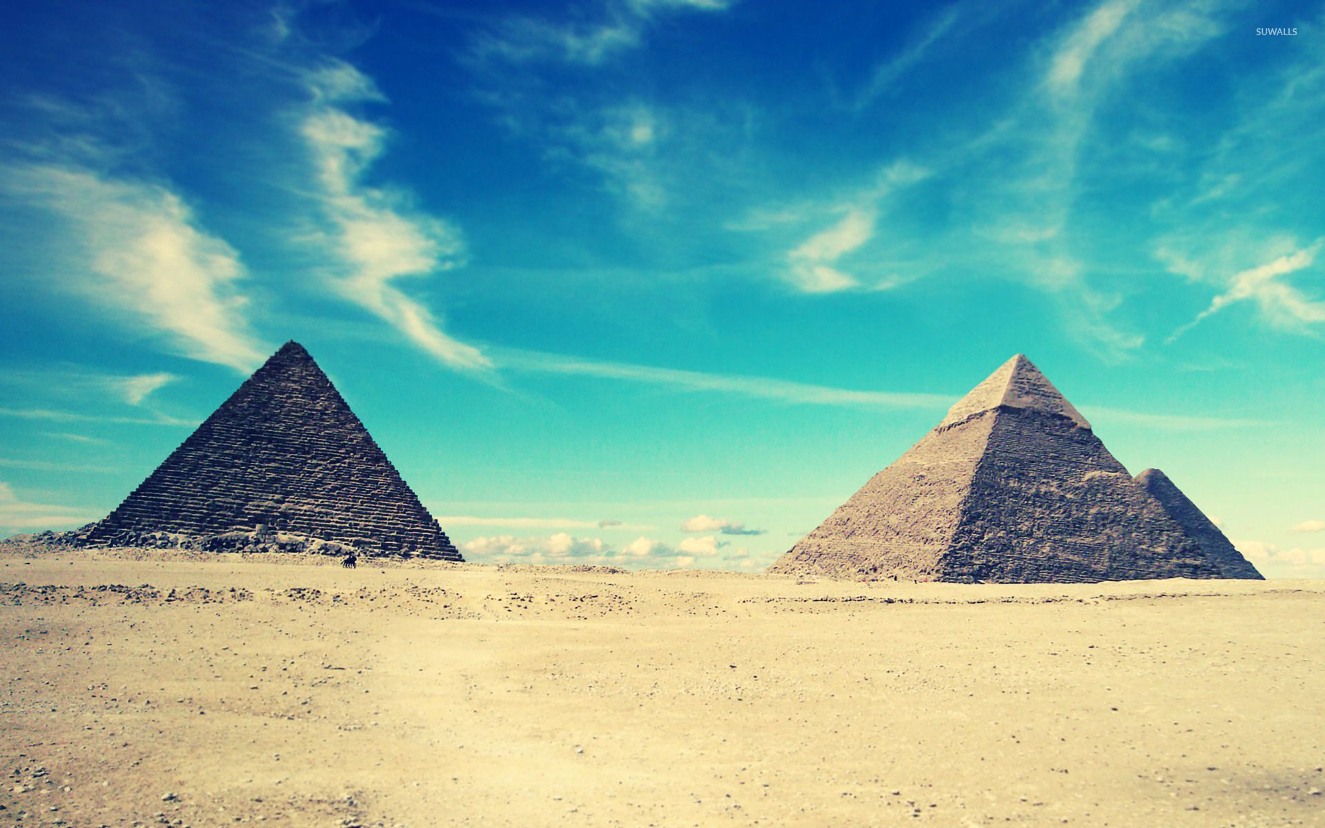 Top Collection of Pyramid Wallpapers Pyramid Wallpapers Pack V. | HD ...