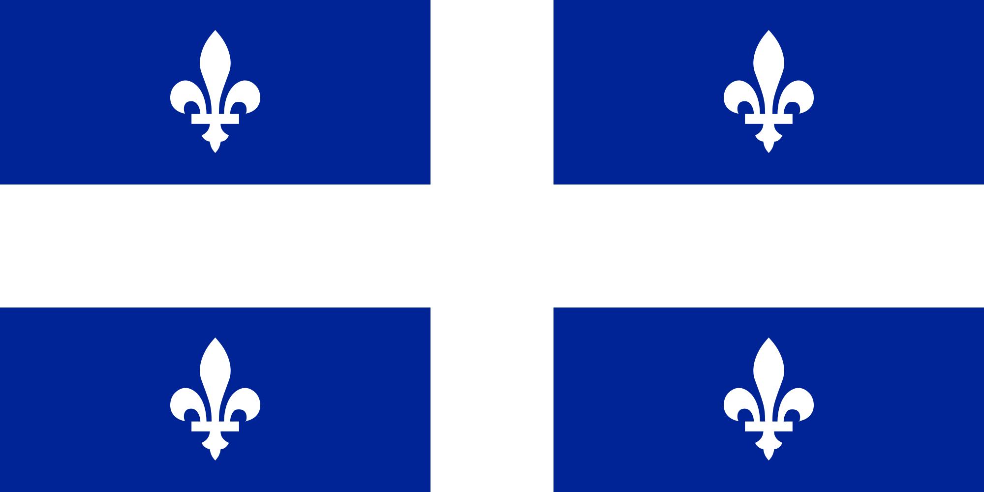 Quebec flag photo