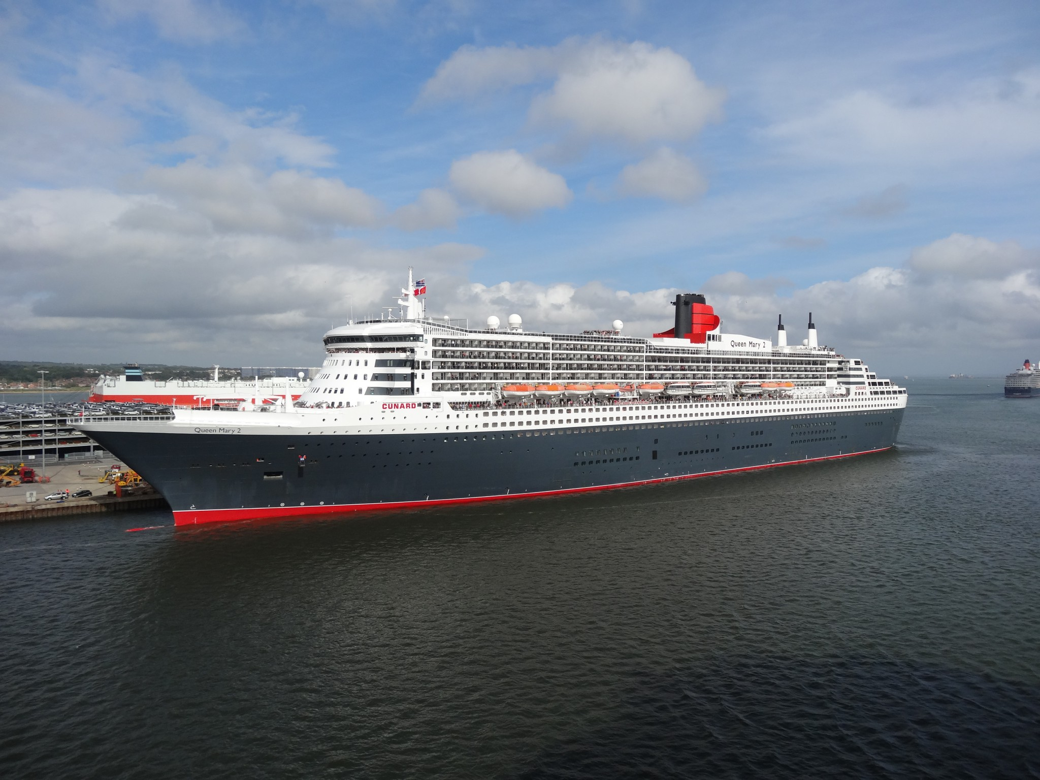 Cunard World Voyage 2018: Queen Mary 2 M803D itinerary