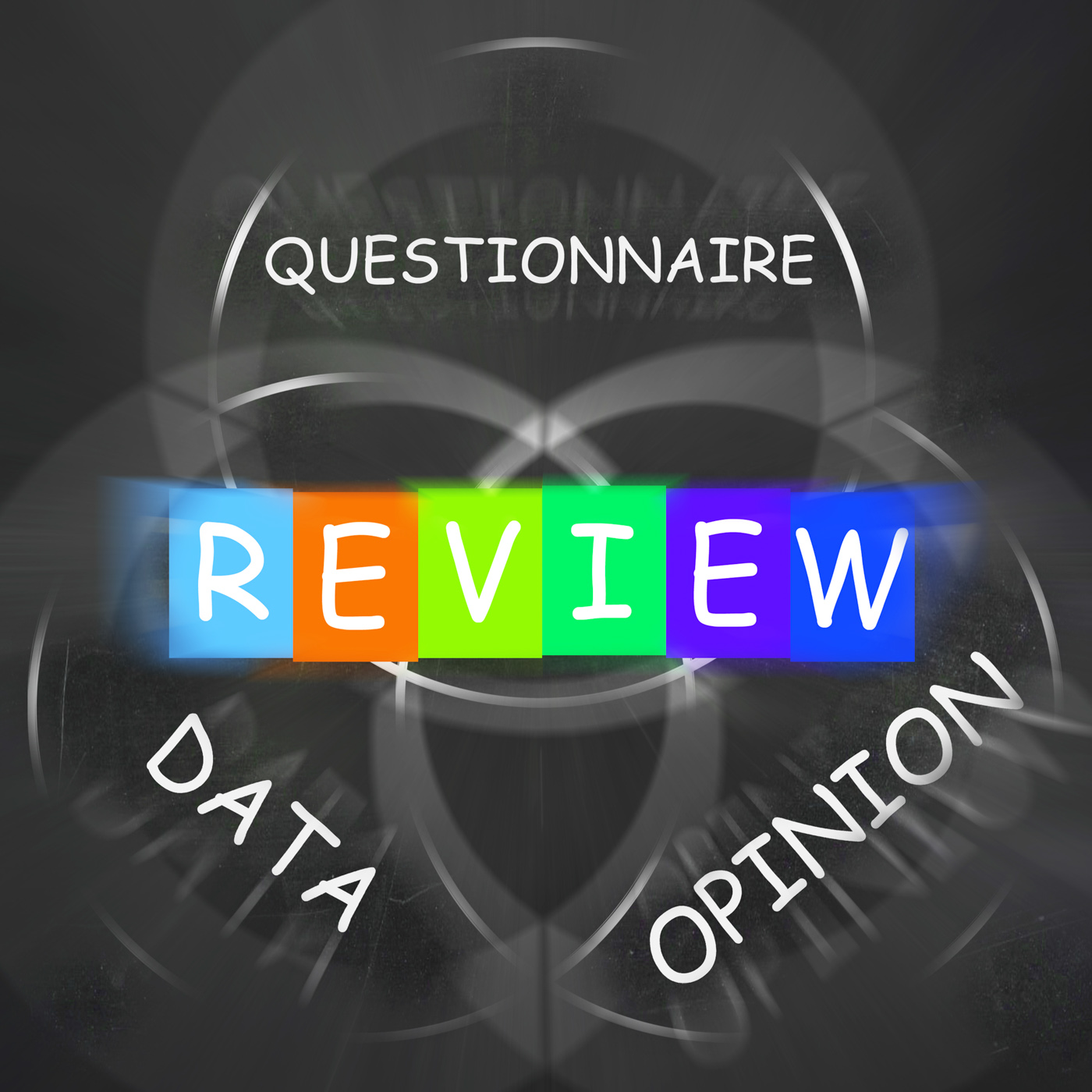Questionnaire of Reviewed Data and Opinion Displays Feedback, Appraisal, Reviewing, Review, Questionnaire, HQ Photo