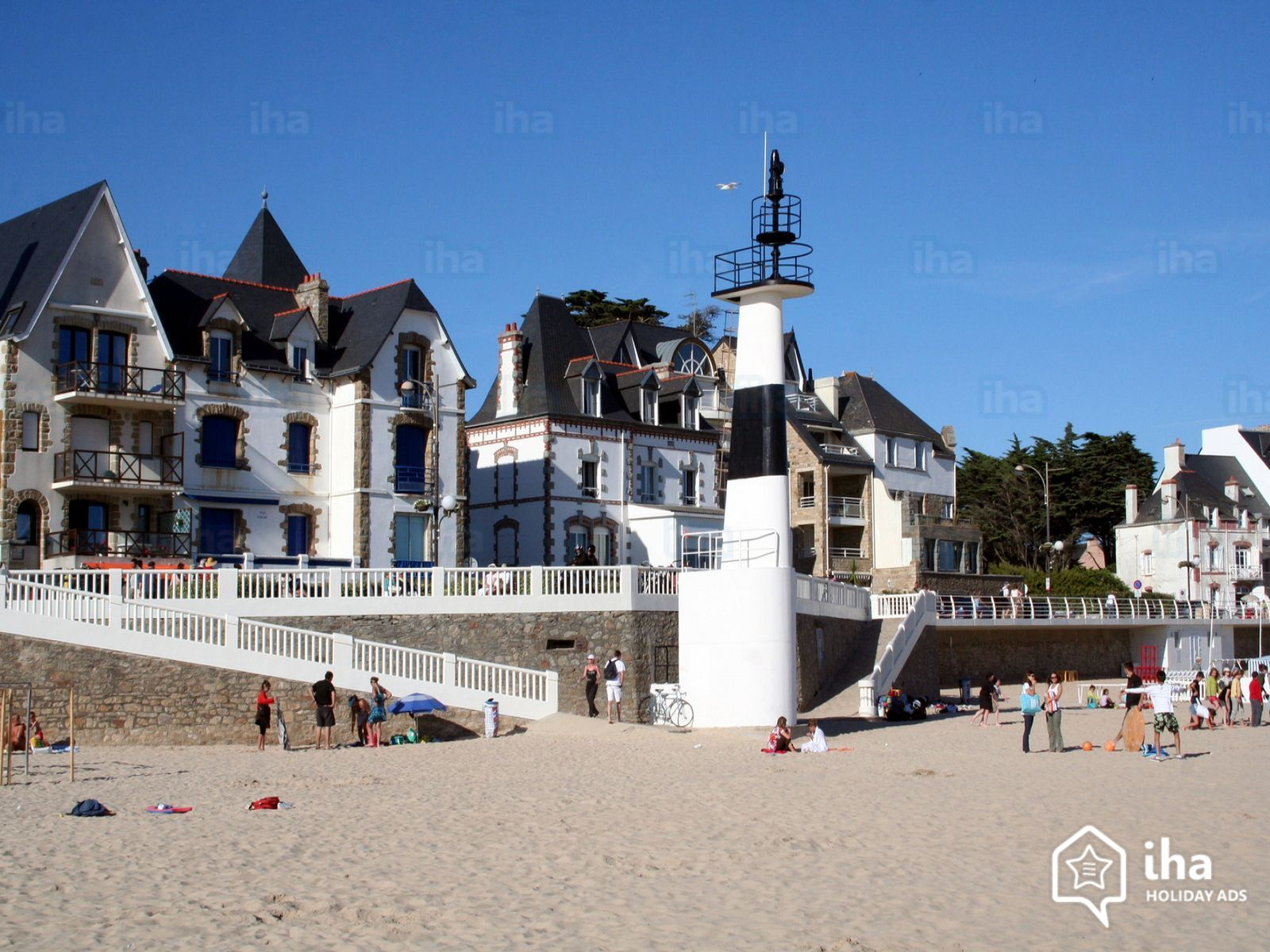 Quiberon rentals for your vacations with IHA direct