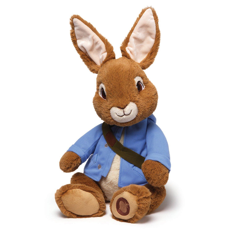 Amazon.com: Gund Peter Rabbit Stuffed Animal, 16 inches: Toy: Toys ...