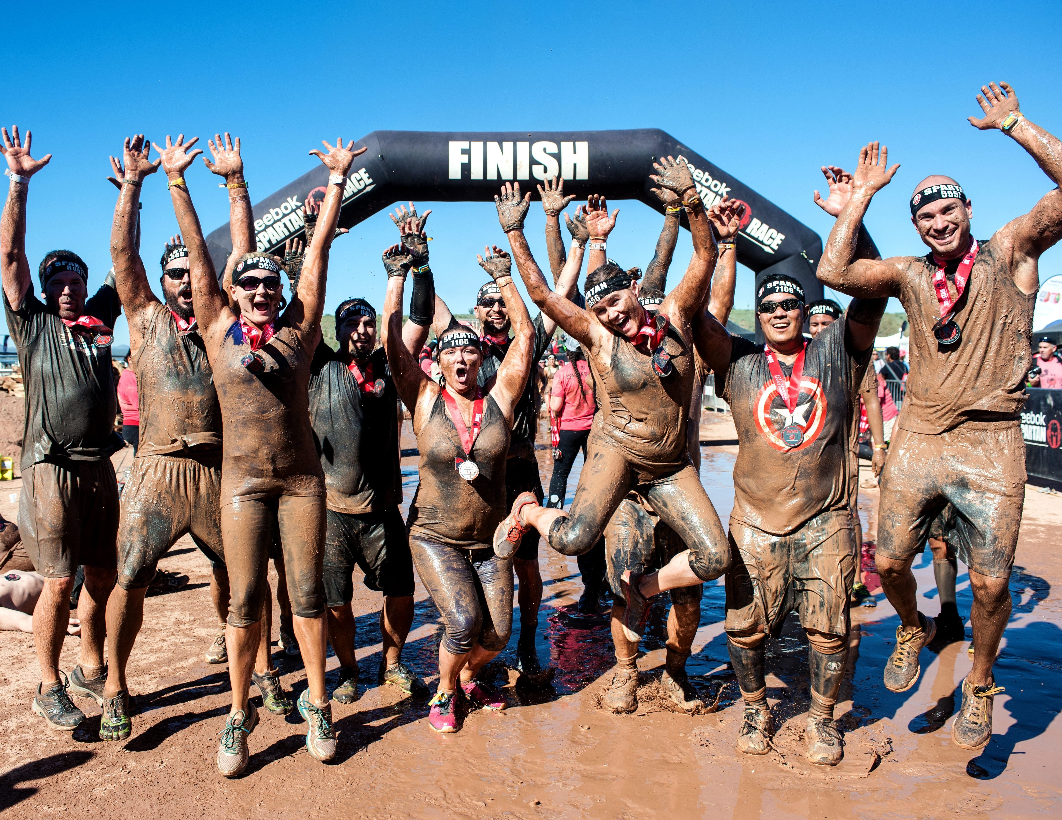 Find a Spartan Race: A Quick Guide to the Different Race Types ...