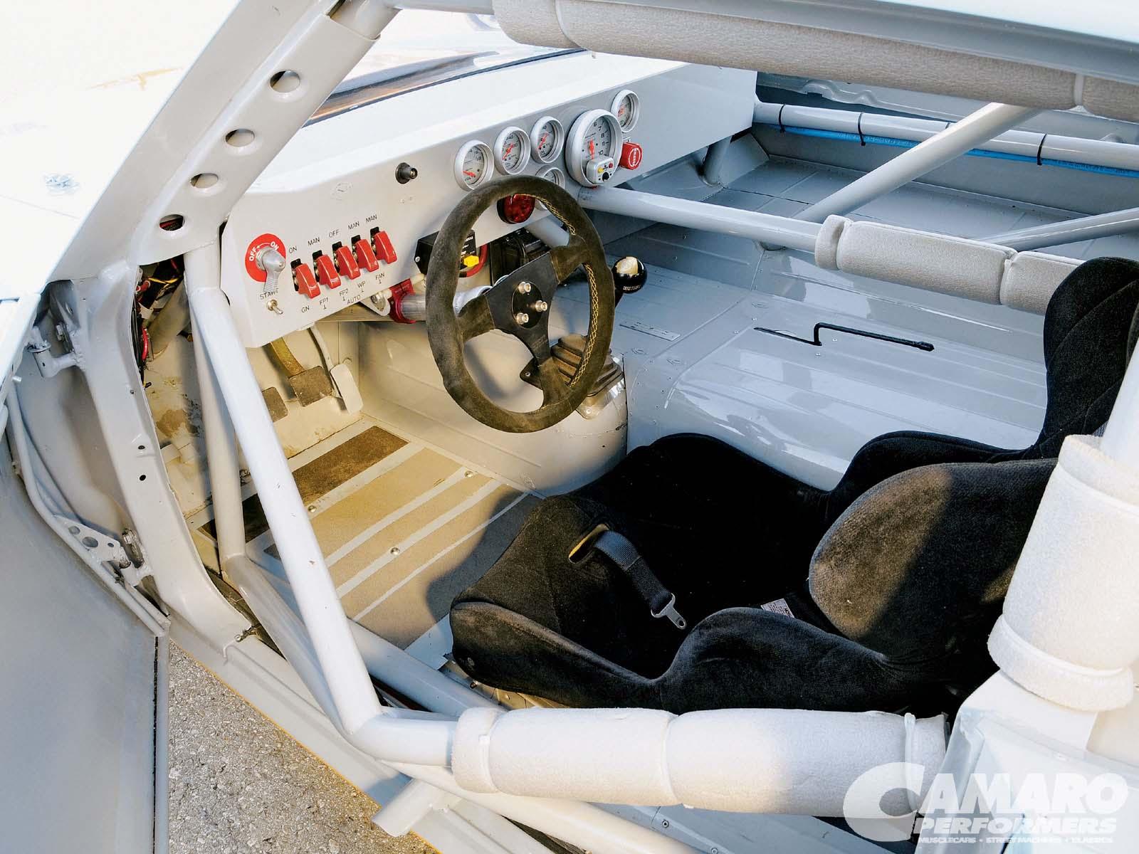 Race Car Interiors —