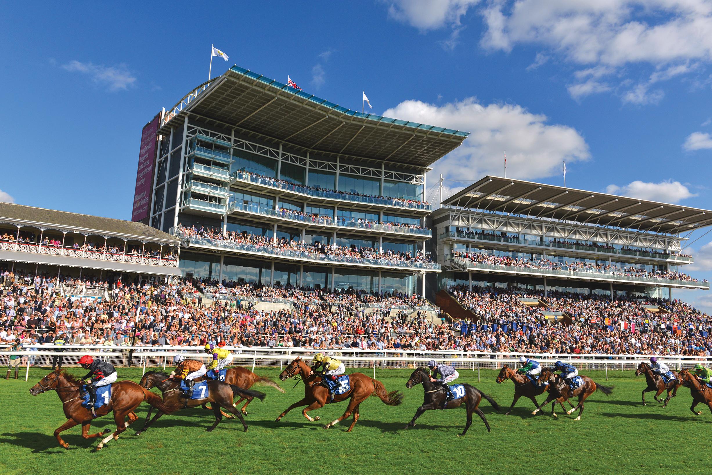 Race course photo