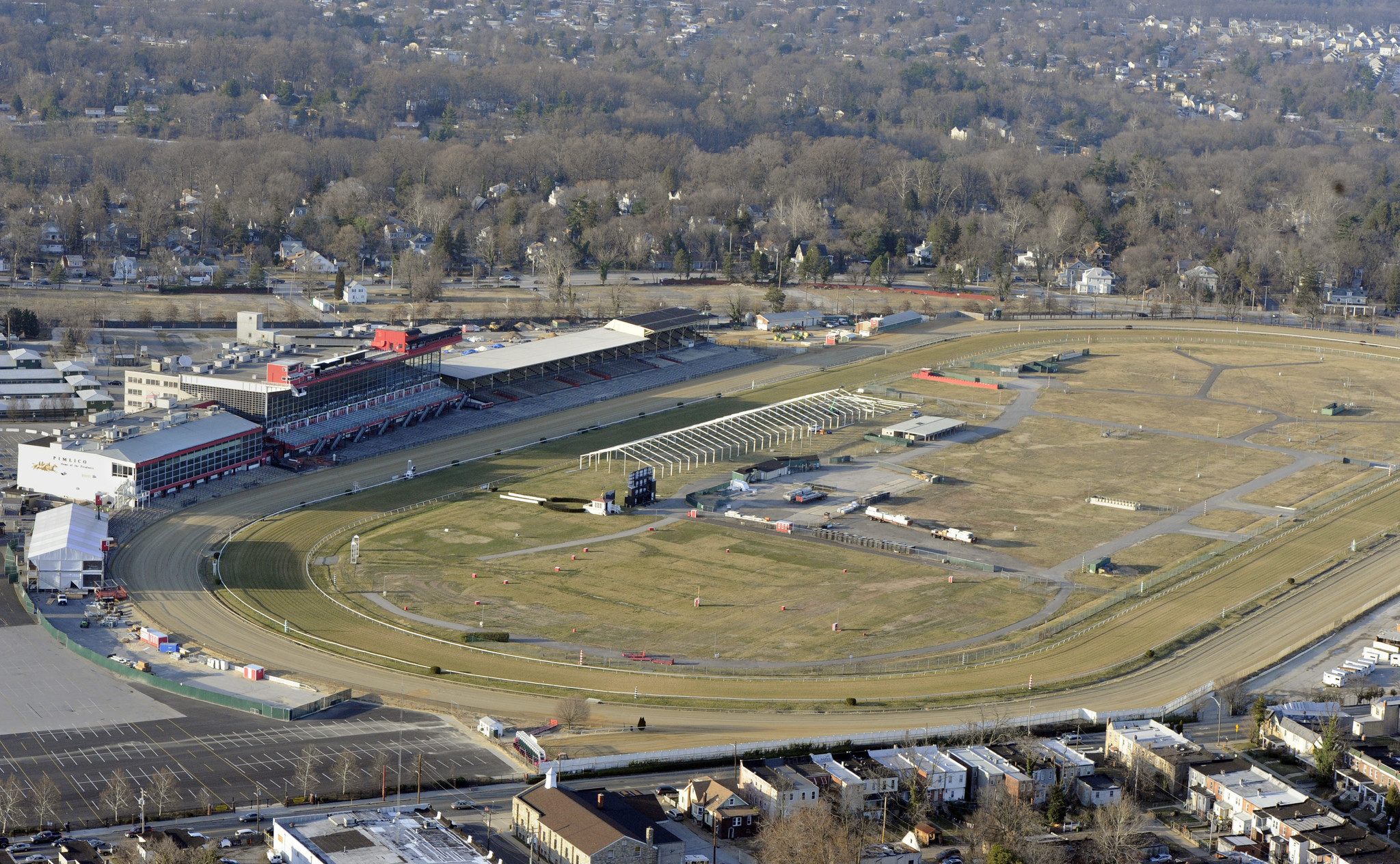 City officials push to keep Preakness in Baltimore — and at Pimlico ...