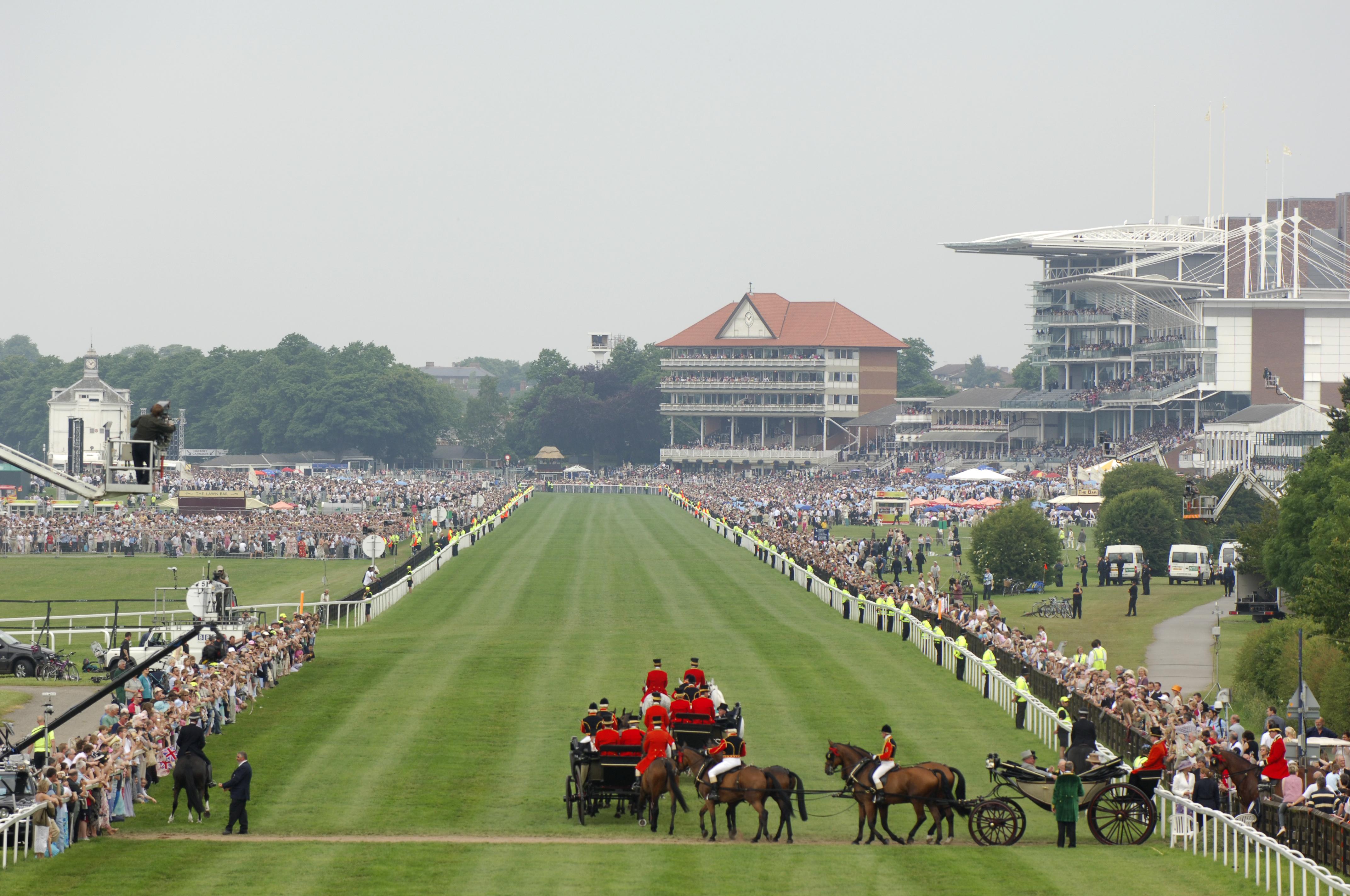 History | York Racecourse