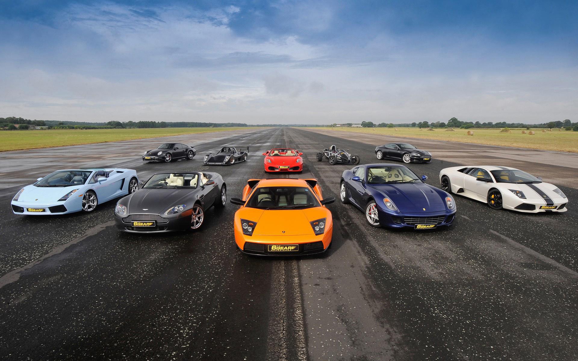 6th Gear Racing Cars Wallpaper | HD Car Wallpapers| ID #2773