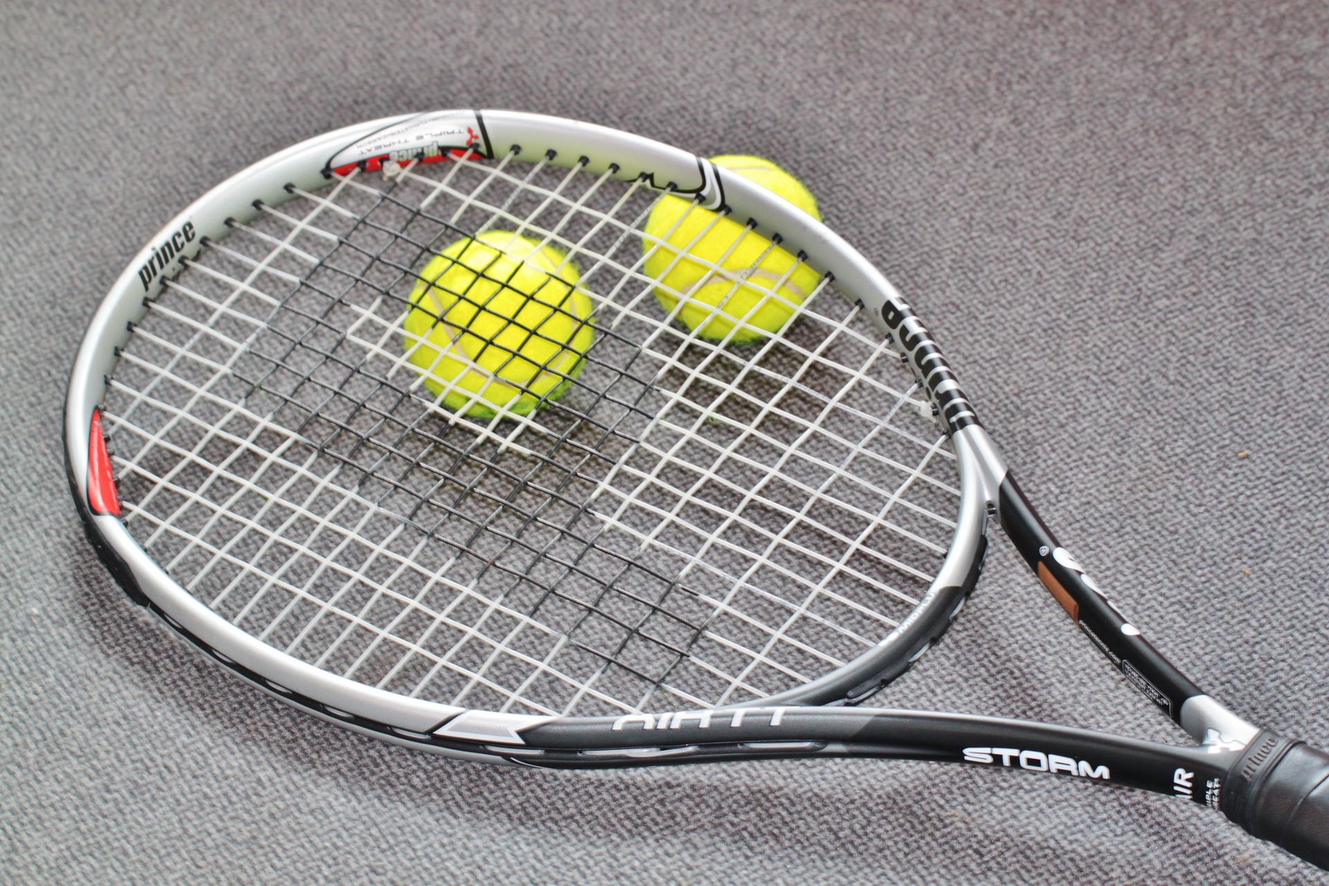 Racket, Ball, Game, Object, Sport, HQ Photo