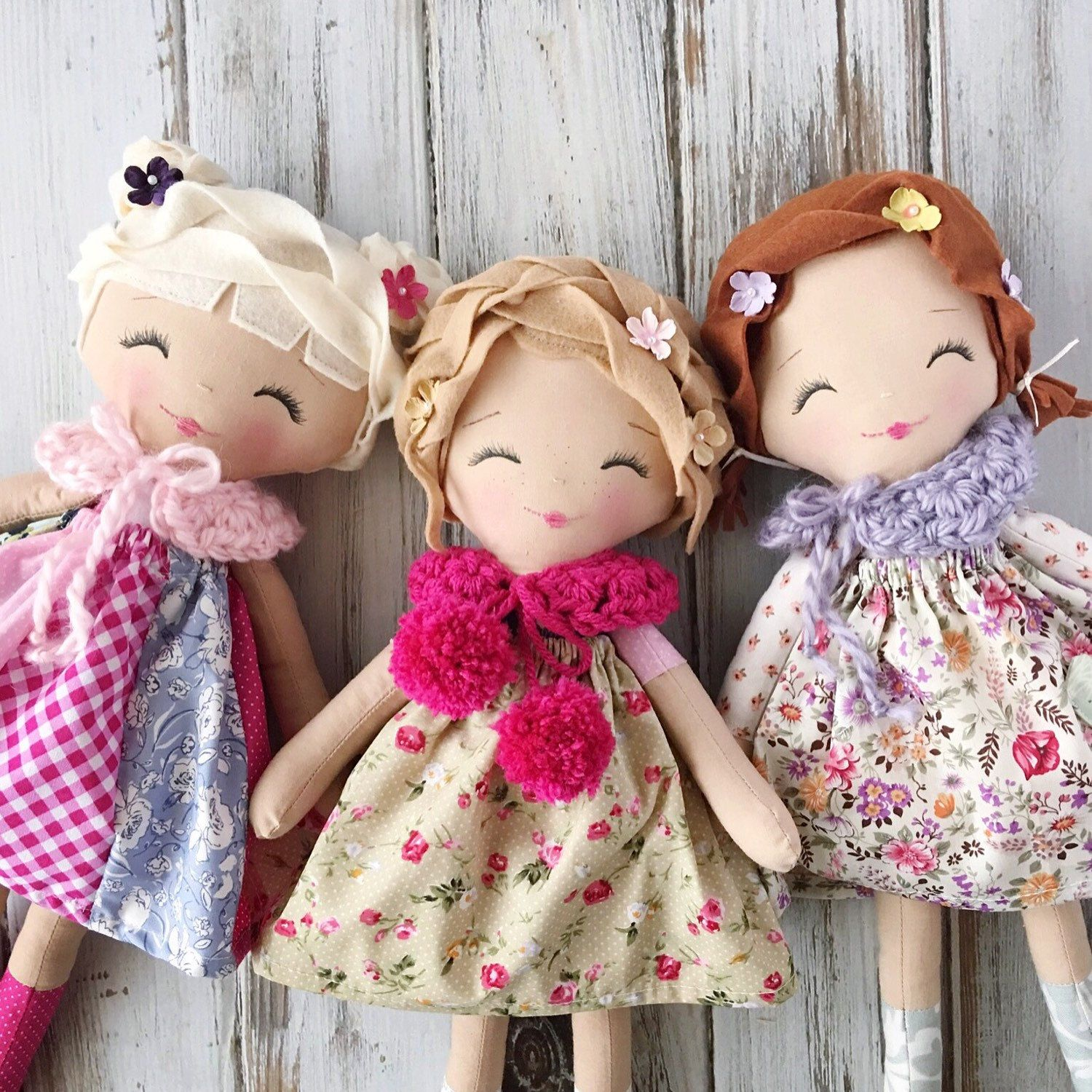 SpunCandy Classic Doll Heirloom Quality Doll Modern by SpunCandy ...