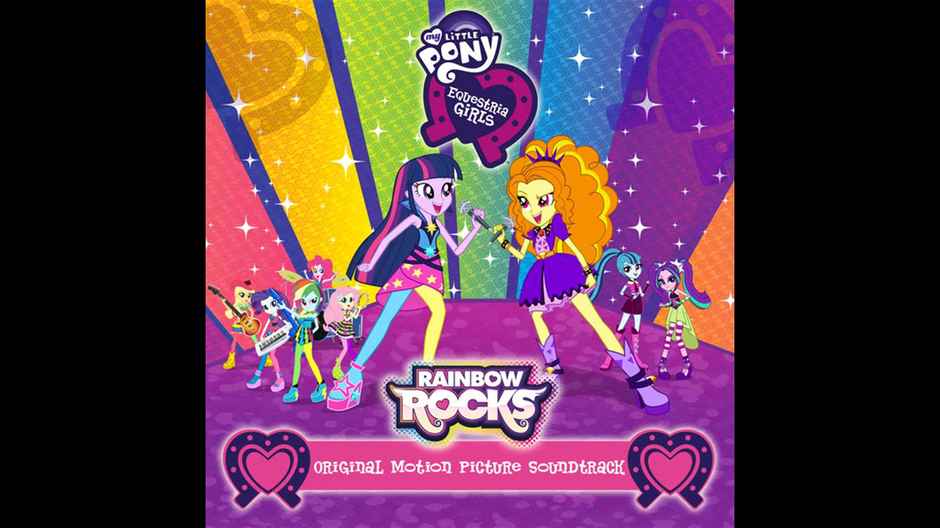 Equestria Girls - Rainbow Rocks (Official Soundtrack Full Download ...