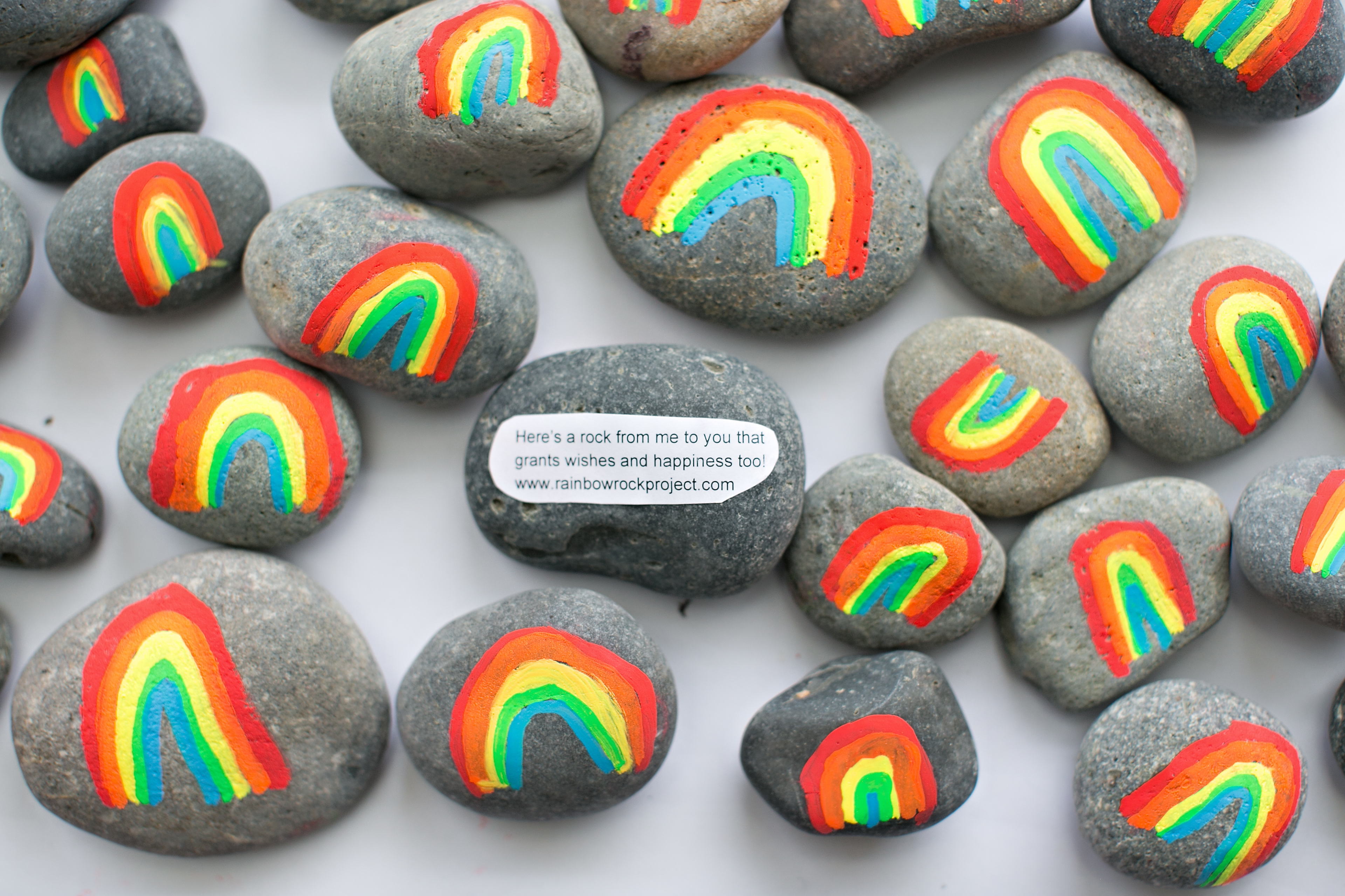 Rainbow Rock (Click on the + sign below to show description)