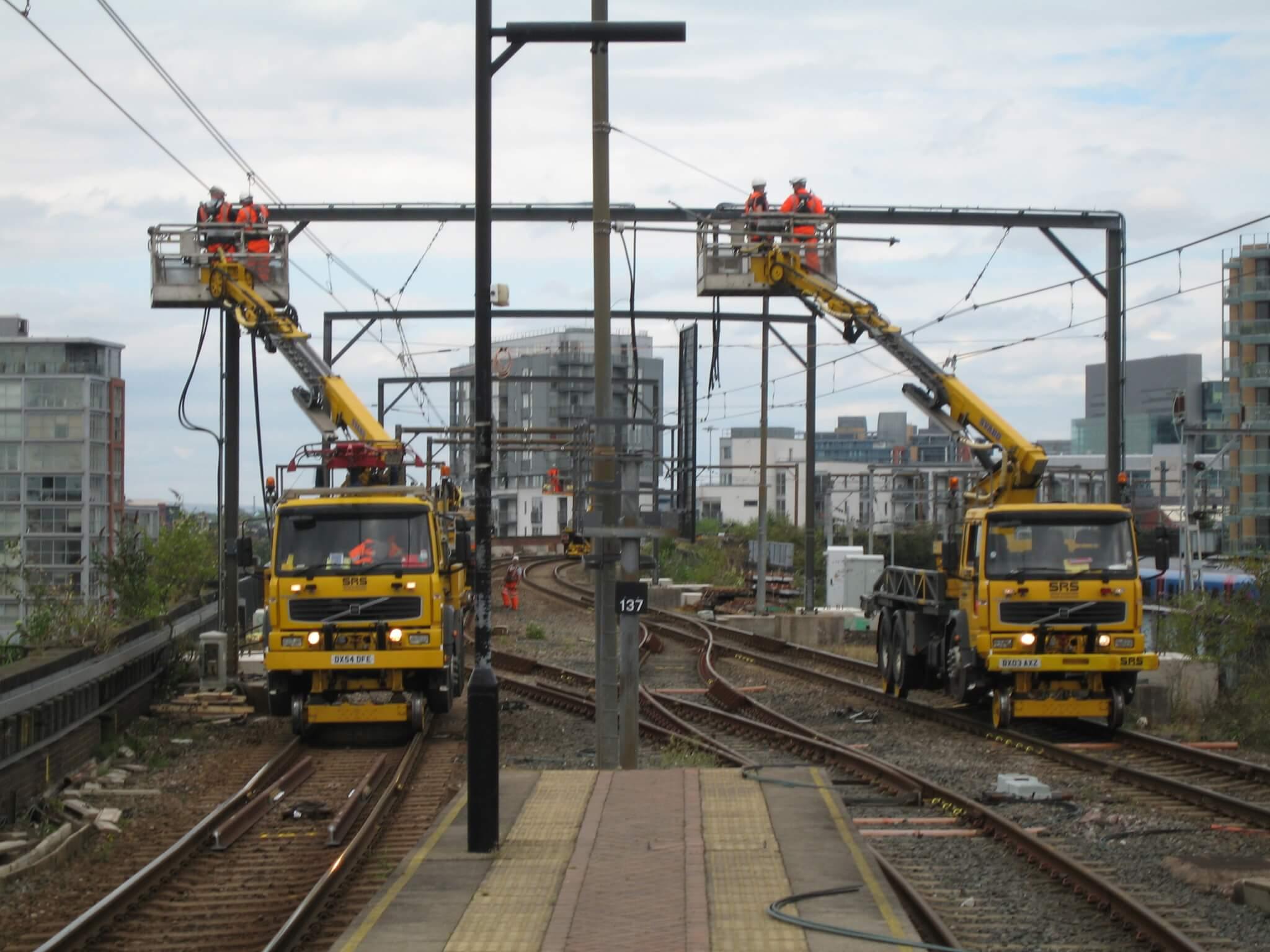 Railway News | SRS Rail System International Ltd - Road Rail ...