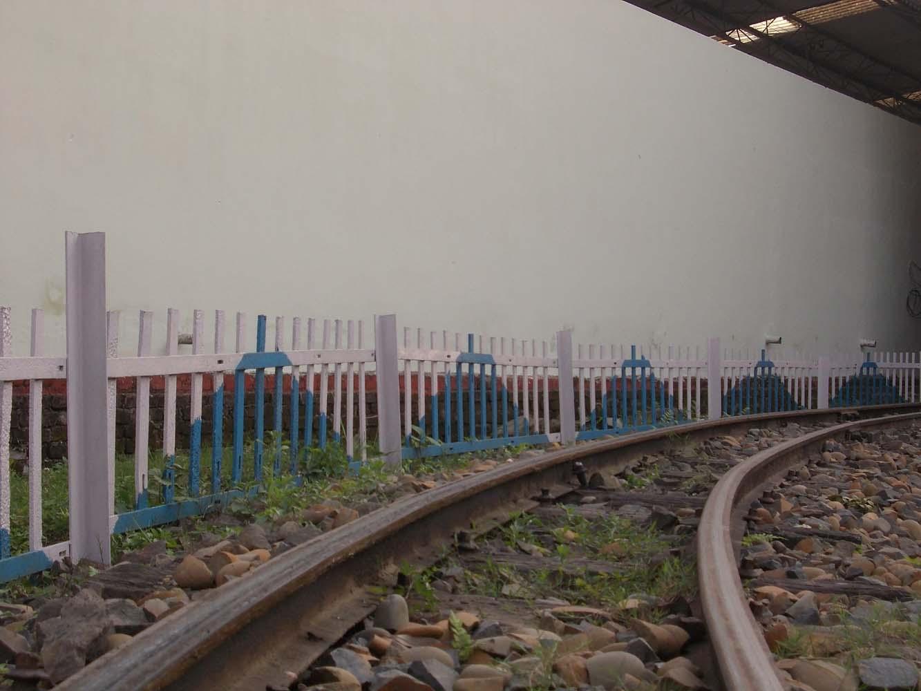 Rail track photo