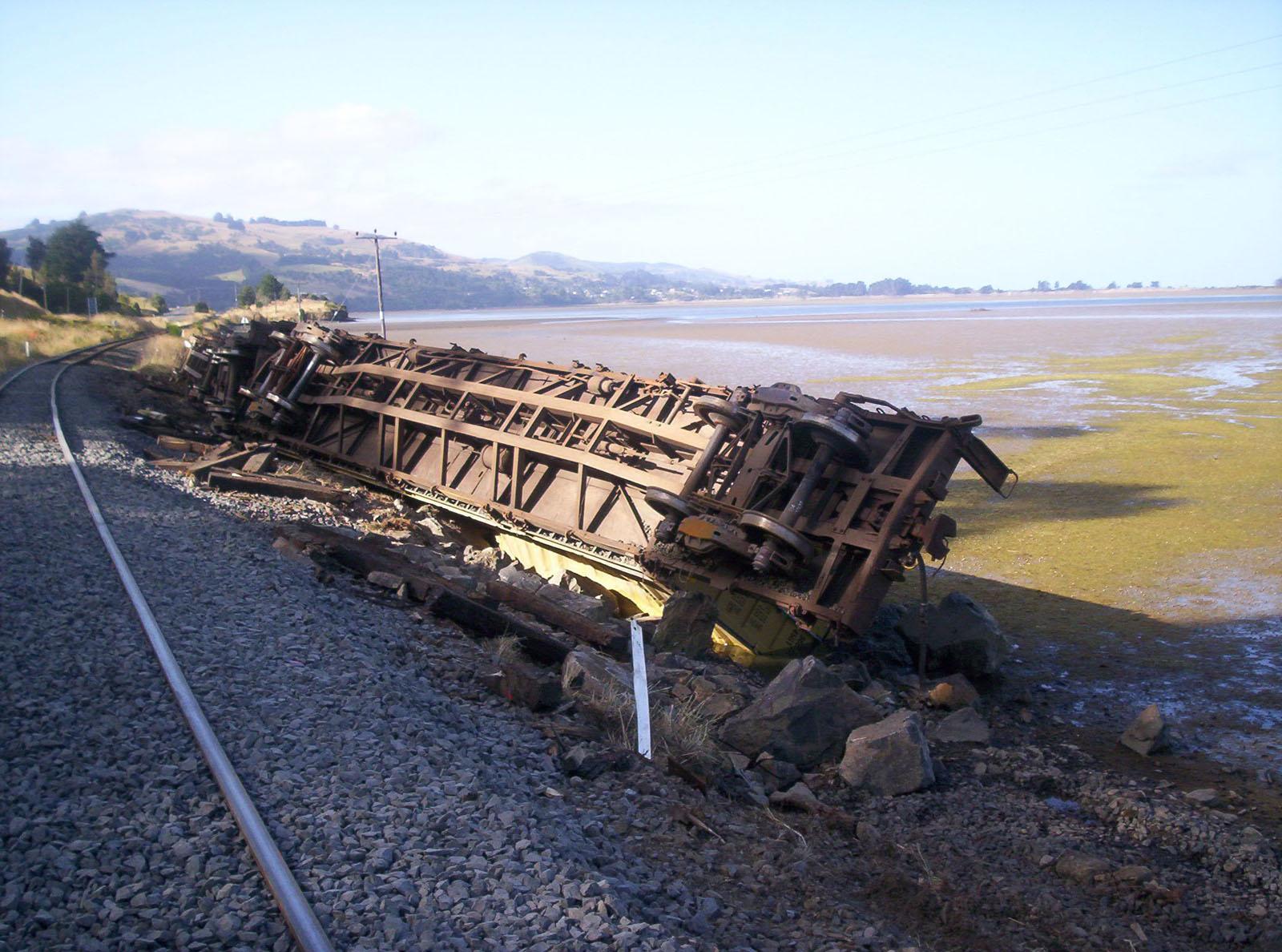 Rails, Bspo06, Crushed, Iron, Paint, HQ Photo