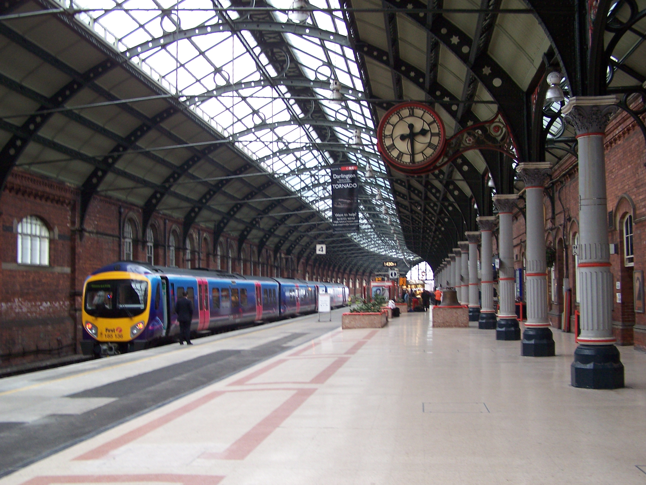 469 Words Essay on A Visit to a Railway Station