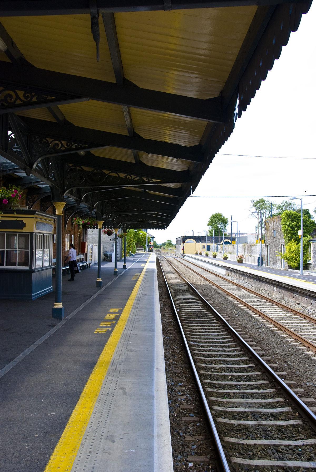 Athenry railway station - Wikipedia