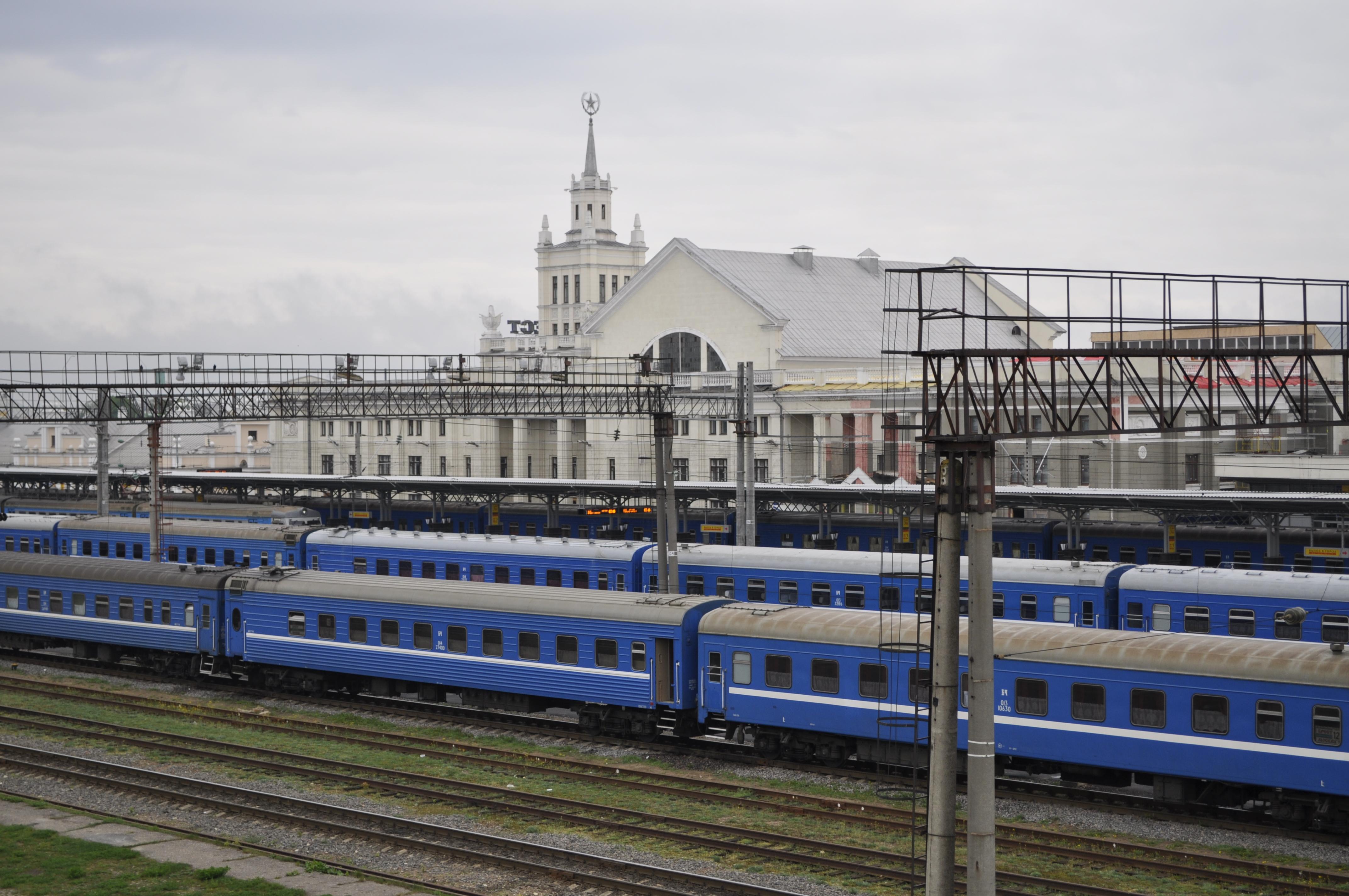 Railway station, Railway, Station, Tracks, Trains, HQ Photo