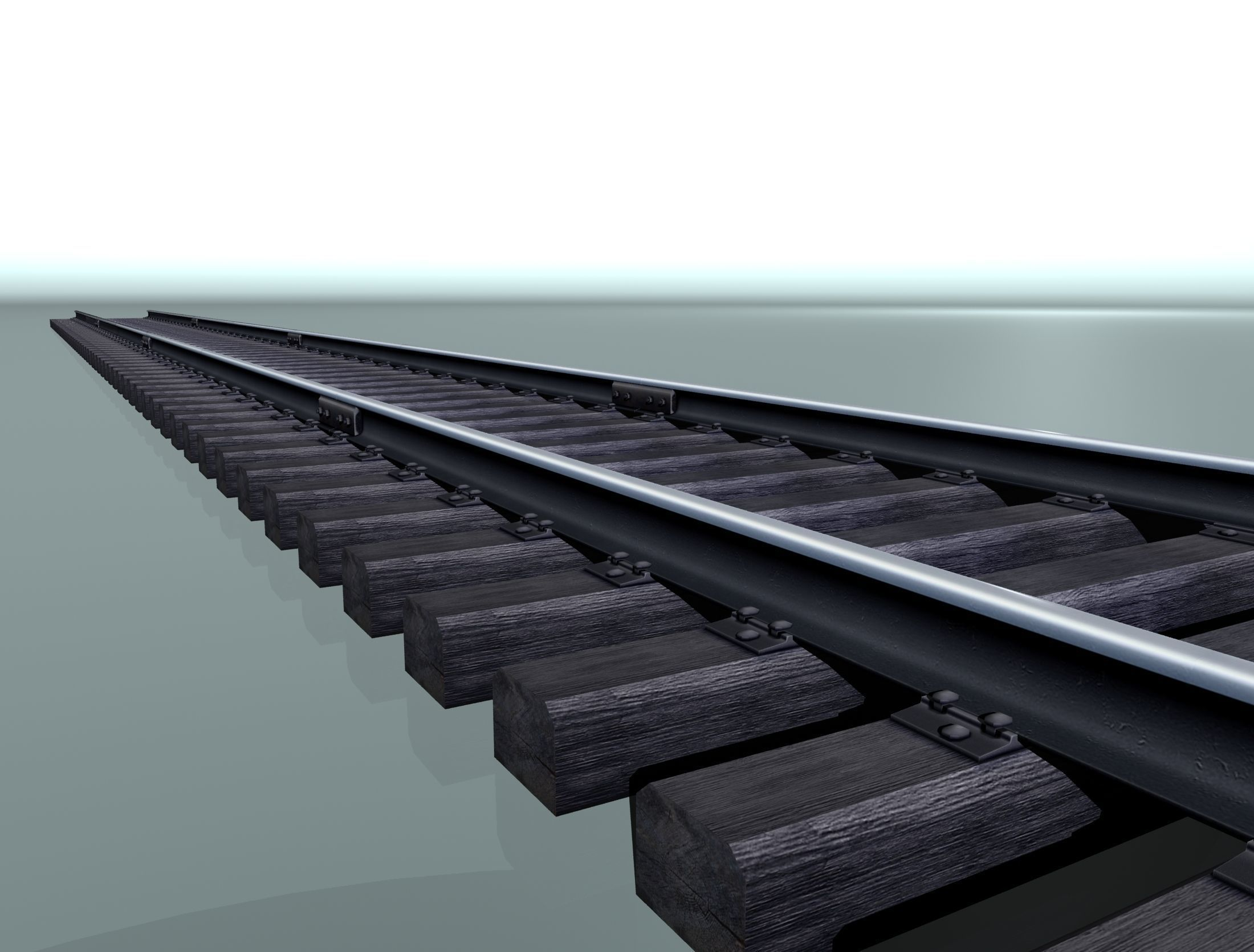 Free photo: Railway Track - Track, Train, Route - Free Download - Jooinn